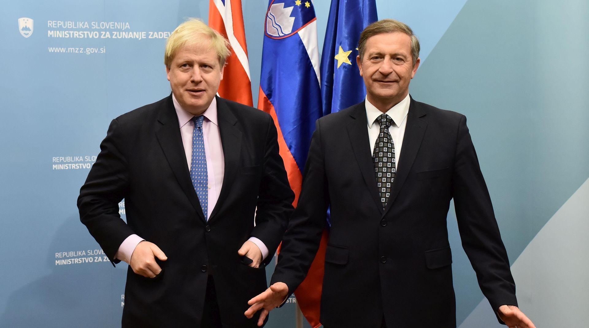 Slovenski i britanski ministri vanjskih poslova za dobre odnose i nakon izlaska Britanije iz EU-a