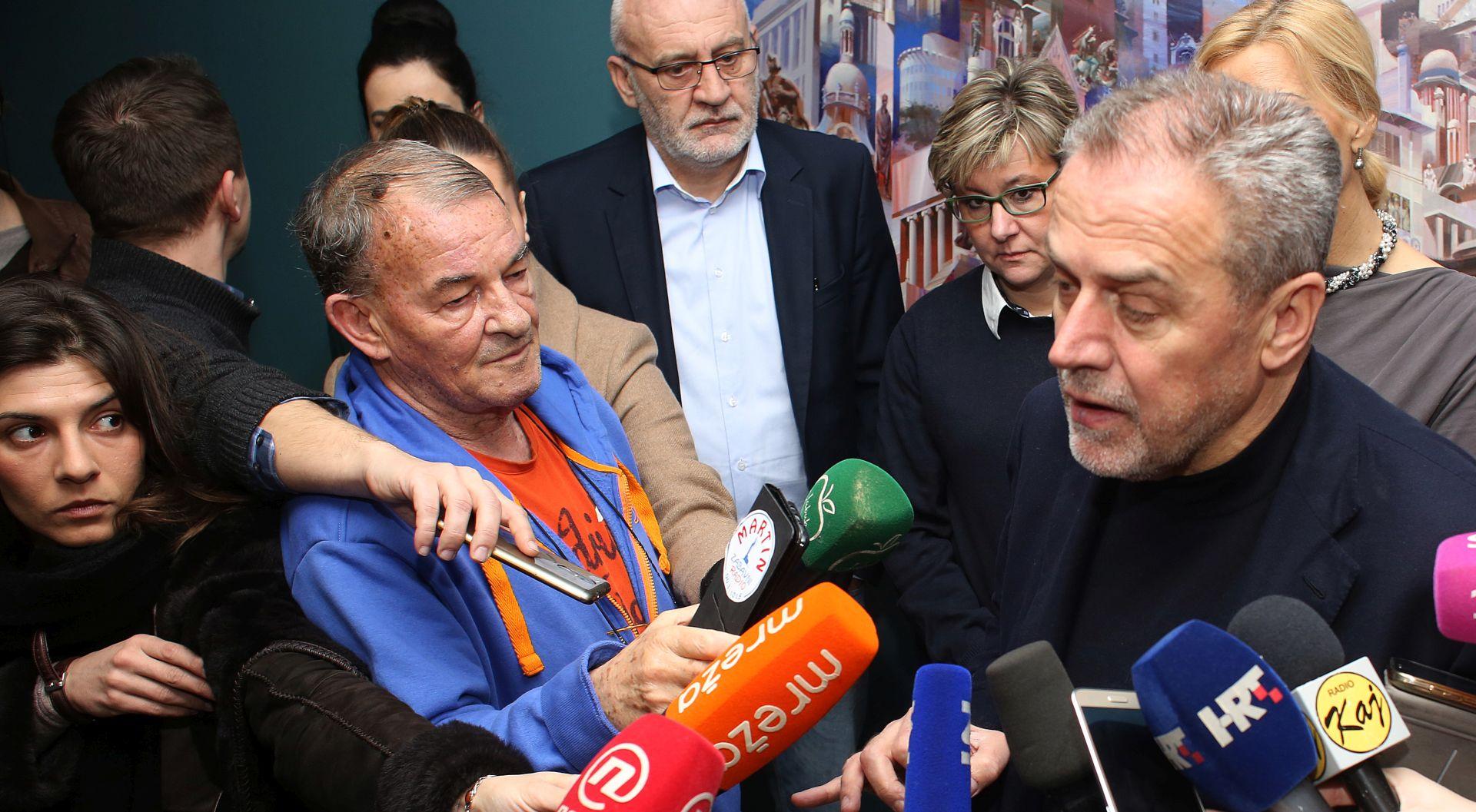 Bandić: Vlada u Gradu Zagrebu ima pravog partnera za spas Imunološkog