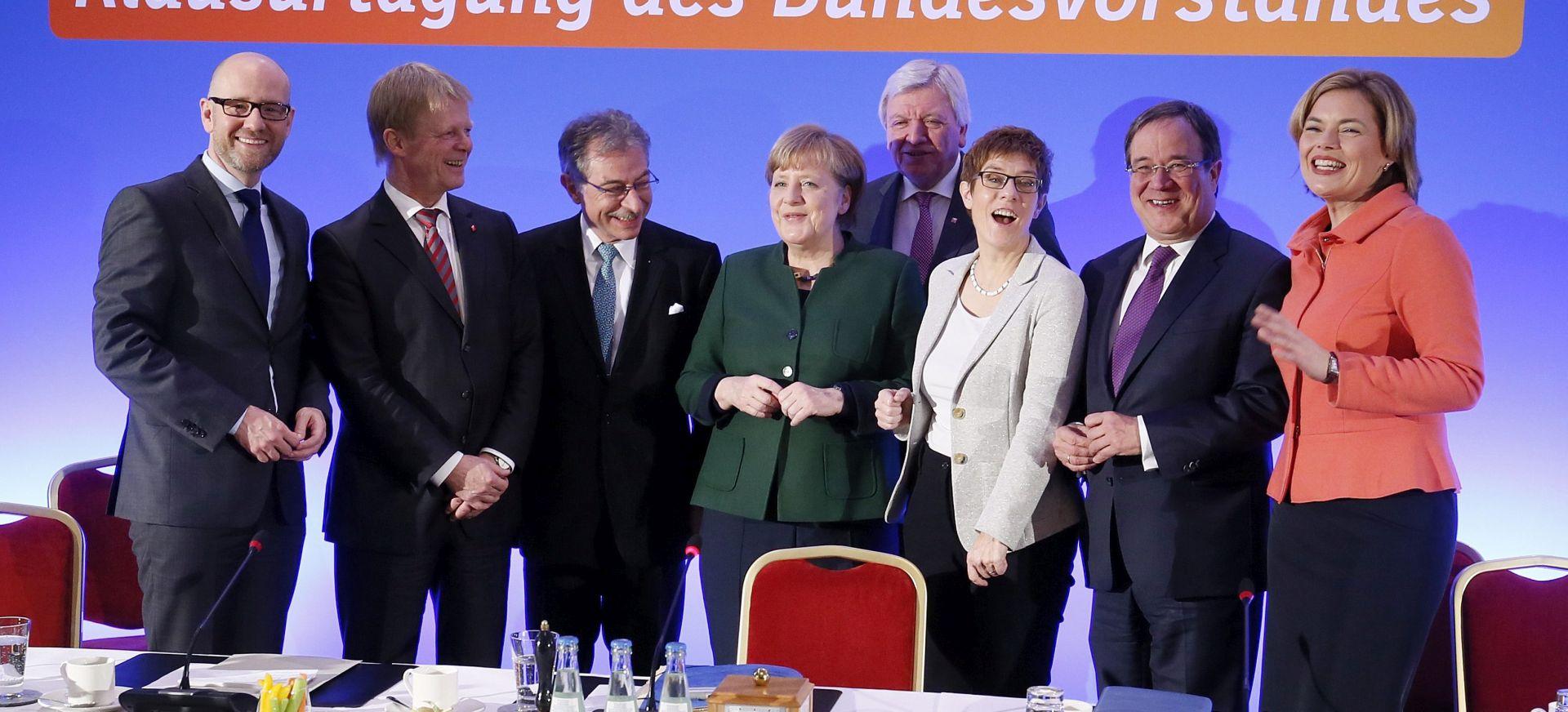 CDU u izbornoj godini uvodi strože sigurnosne mjere