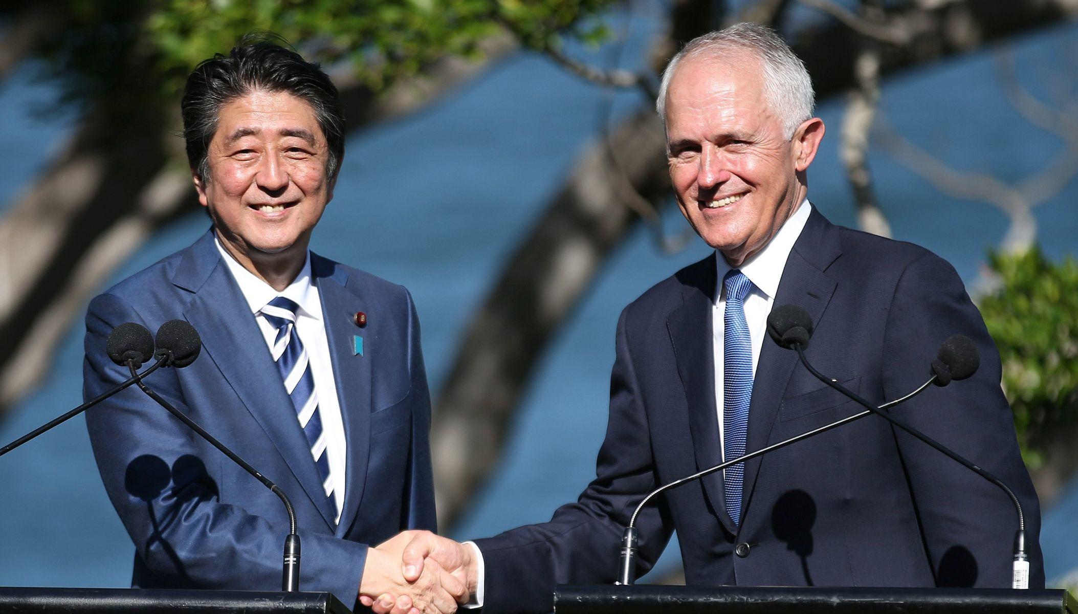 Japan i Australija jačaju vojne veze, predani Transpacifičkom partnerstvu