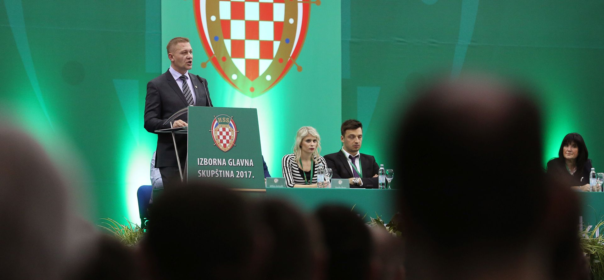 Delegati Glavne skupštine HSS-a velikom većinom prihvatili Beljakovo izvješće