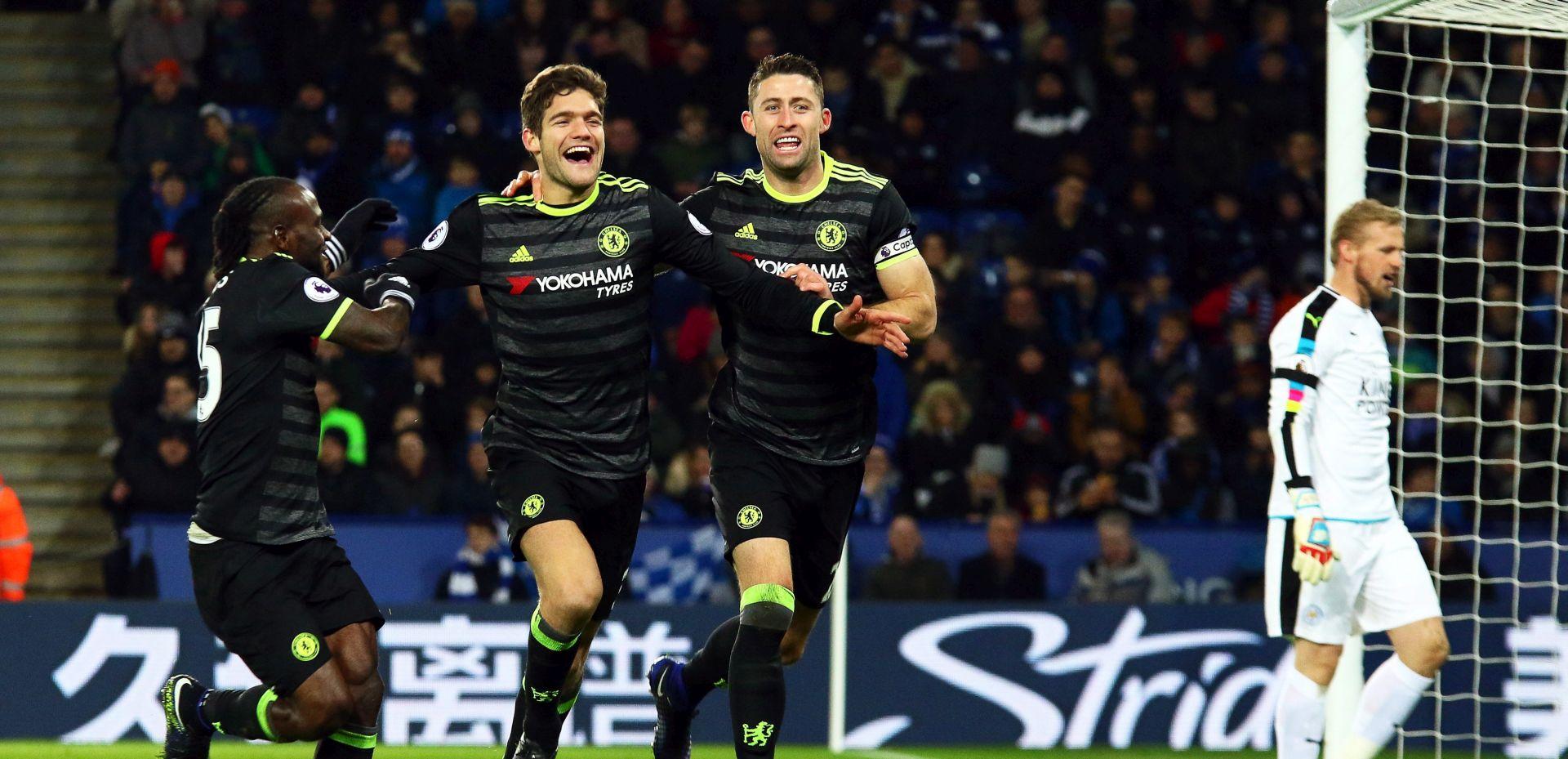 PREMIERLIGA Chelsea lako protiv prvaka Leicestera, dva pogotka Alonsa