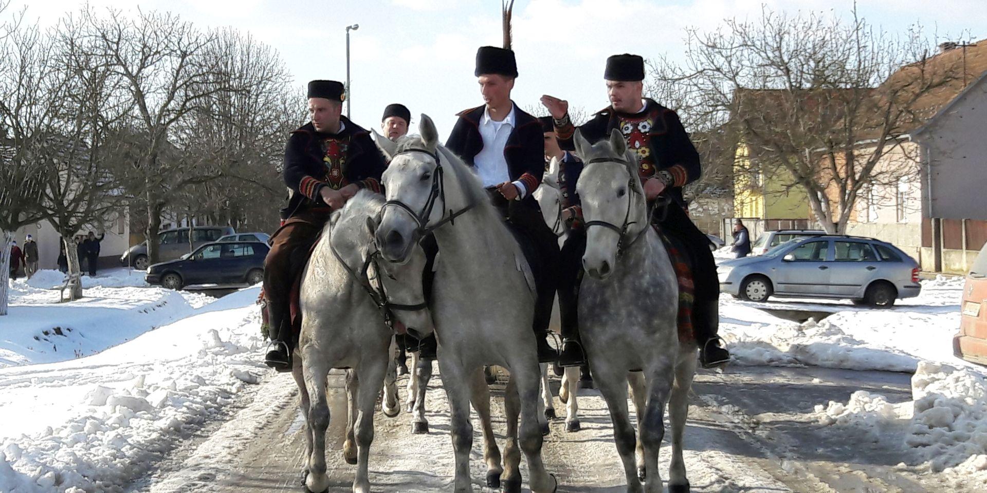 Pokladno jahanje u Slavoniji