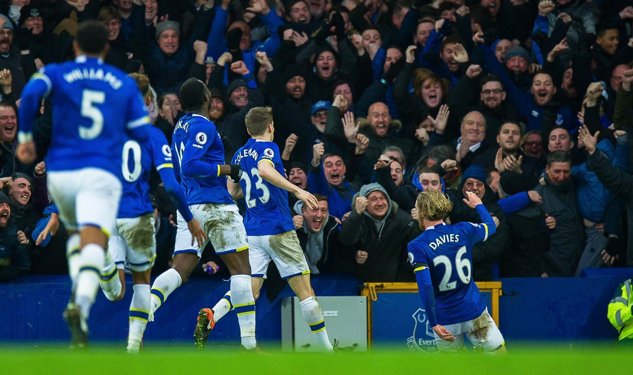 ENGLESKA Everton – Manchester City 4-0
