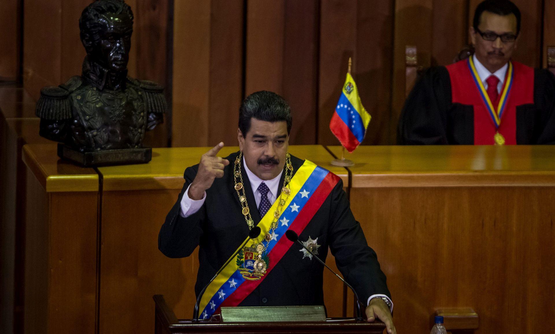 VENEZUELA Maduro odbio iznijeti godišnje izvješće parlamentu