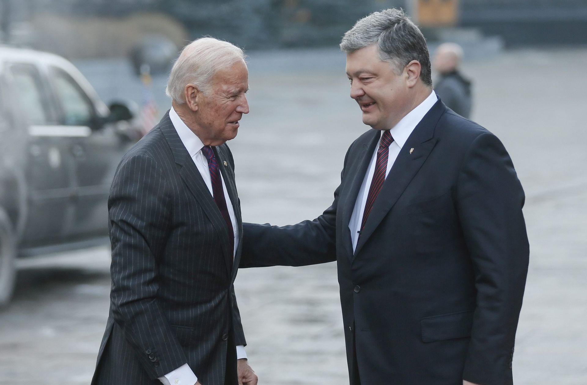 Biden u posjetu Kijevu kako bi potvrdio potporu Ukrajini