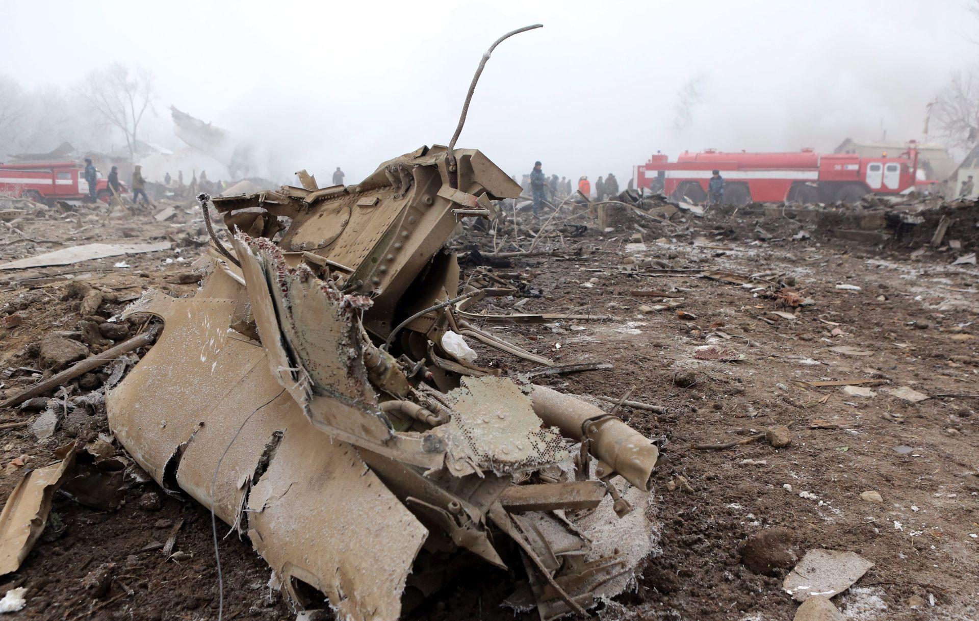 U padu turskog zrakoplova 37 mrtvih