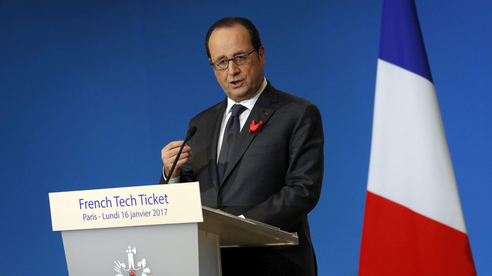 FRANCUSKA Snajperist ustrijelio dvoje ljudi za vrijeme govora predsjednika