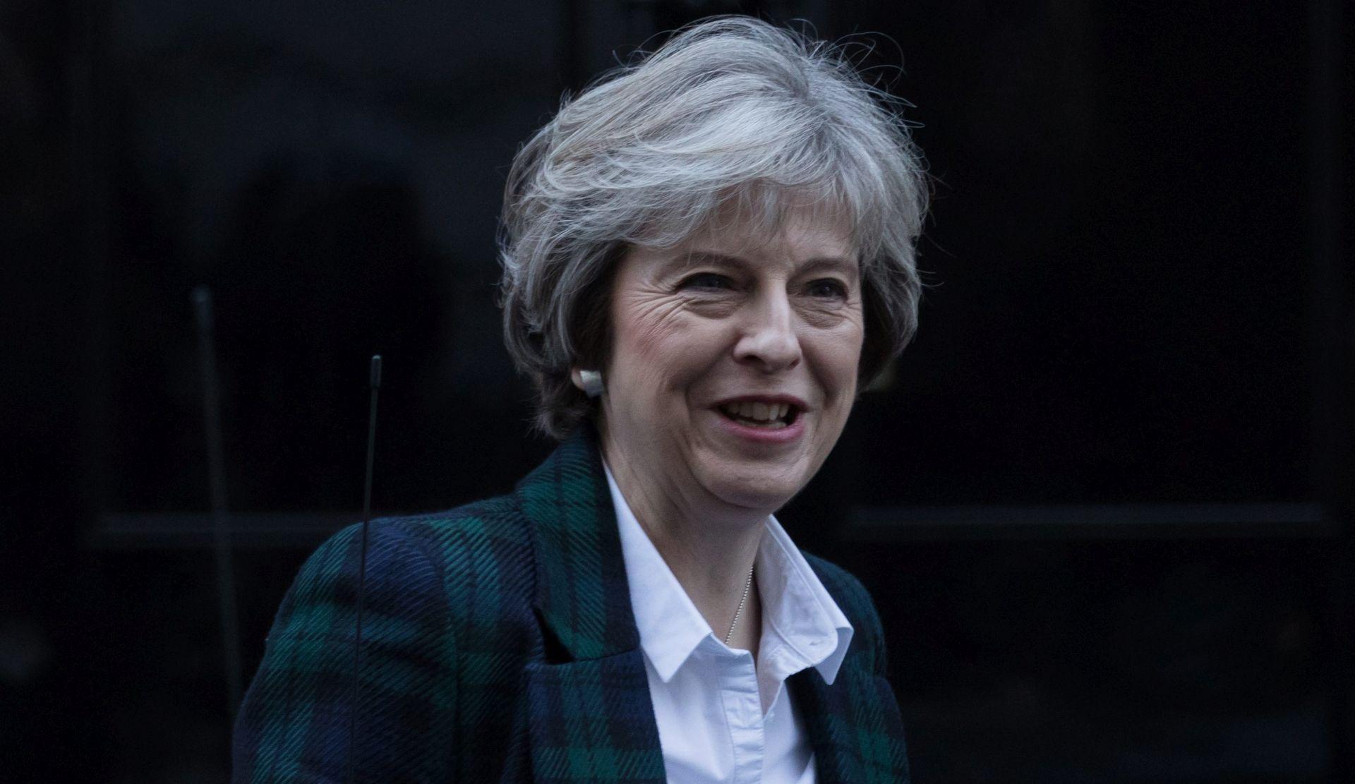 "DUGOOČEKIVANI GOVOR Theresa May najavila ""tvrdi"" Brexit"