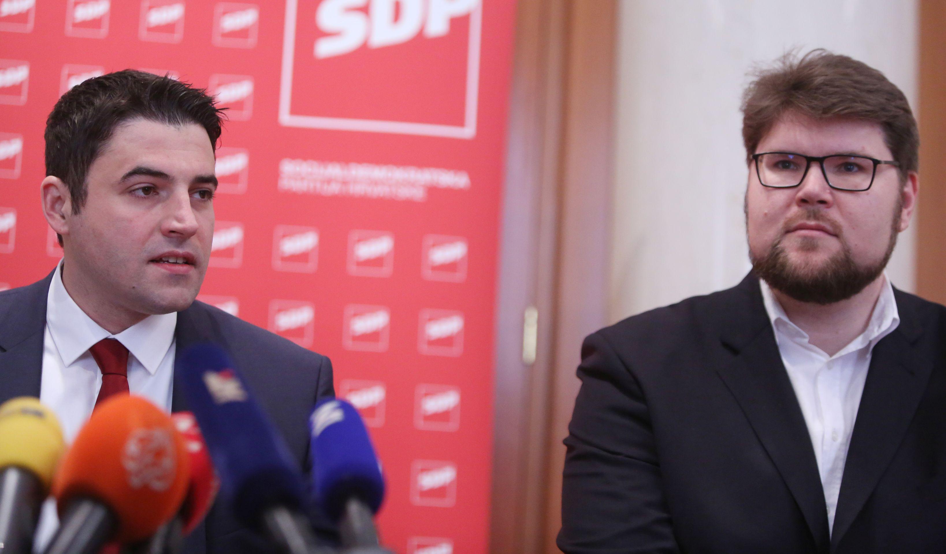 GRBIN: Ako će se mojim isključivanjem situacija u SDP-u popraviti, spreman sam napustiti stranku
