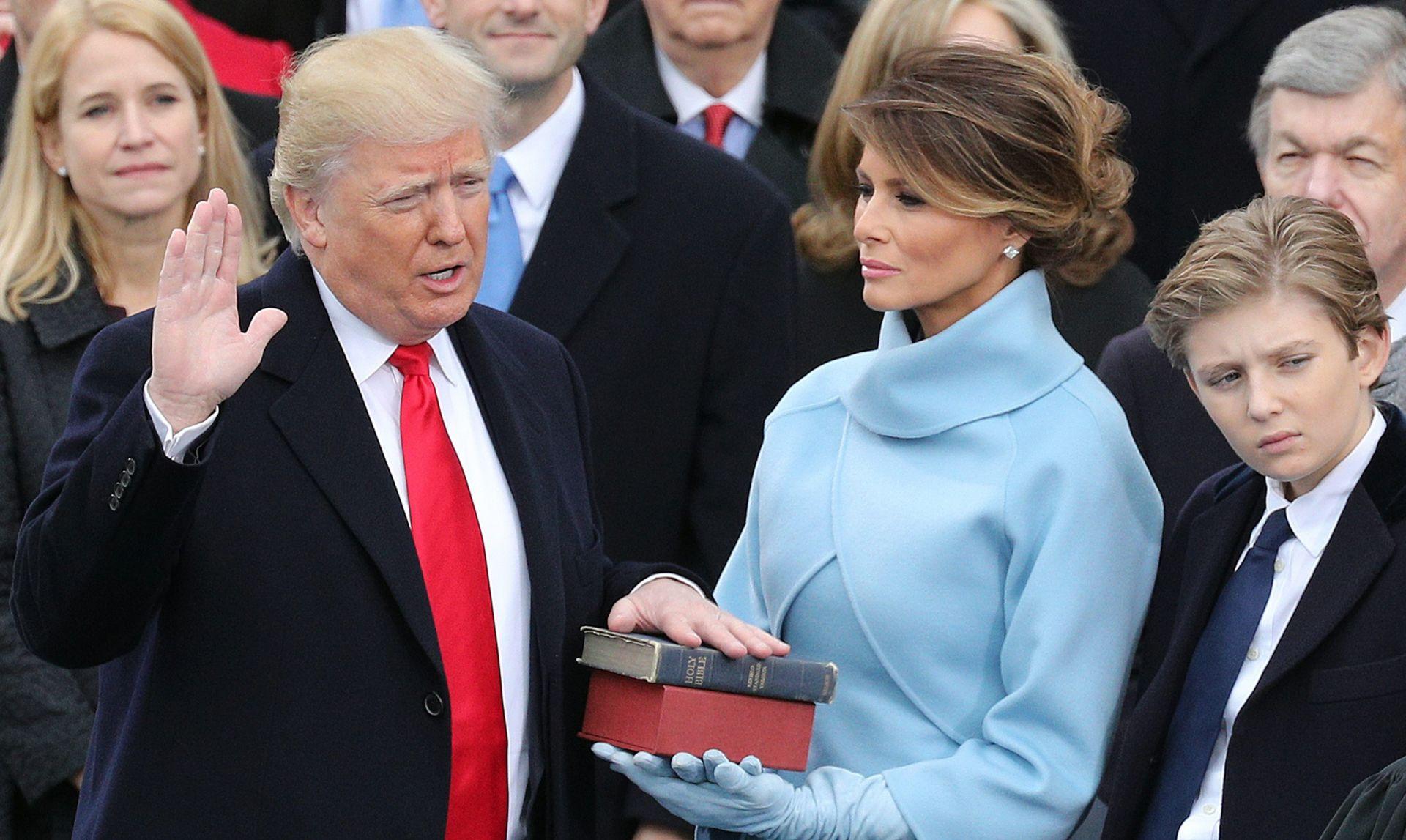 Trump u prvoj godini mandata širio neslogu i podjele