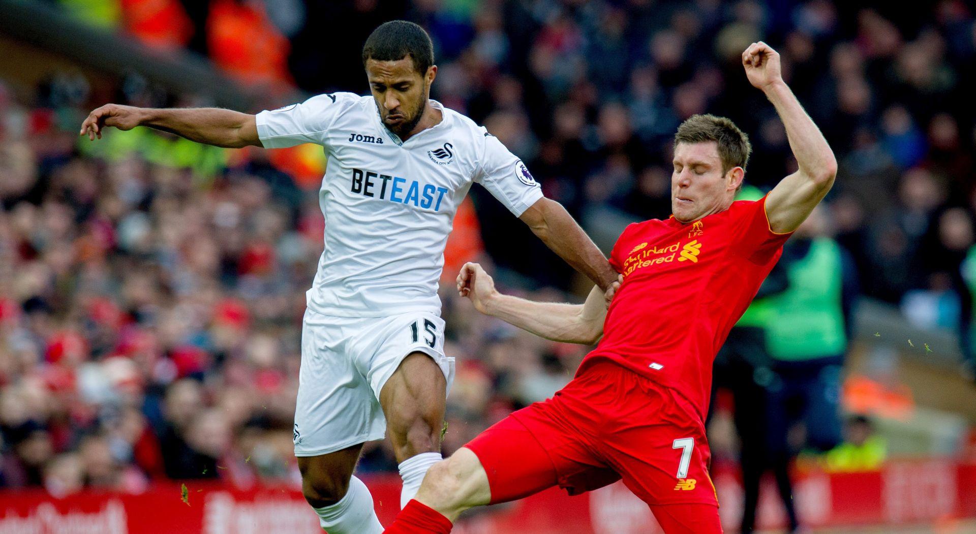ANFIELD U ŠOKU Liverpool izgubio od posljednjeg Swanseaja
