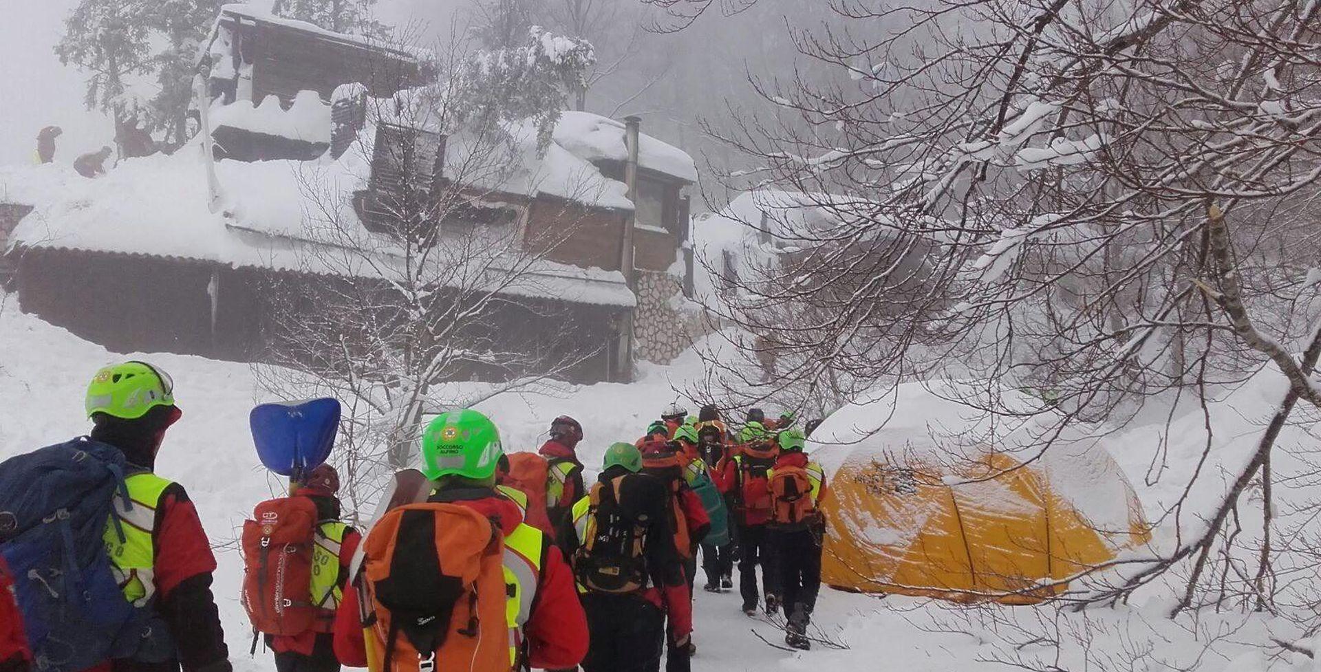 KATASTROFA U ITALIJI Menadžer zatrpanog hotela upozorio nadležne uoči lavine