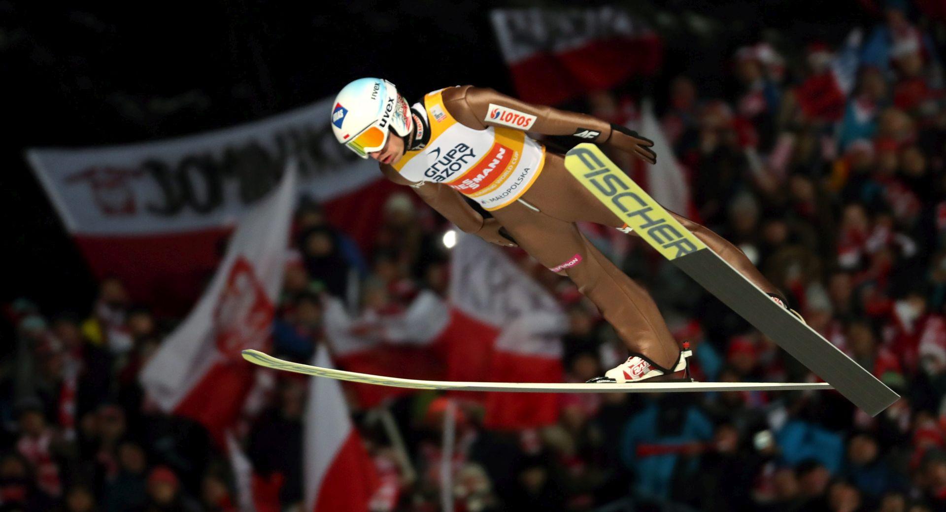 NEZAUSTAVLJIV Kamil Stoch uzeo i Garmisch