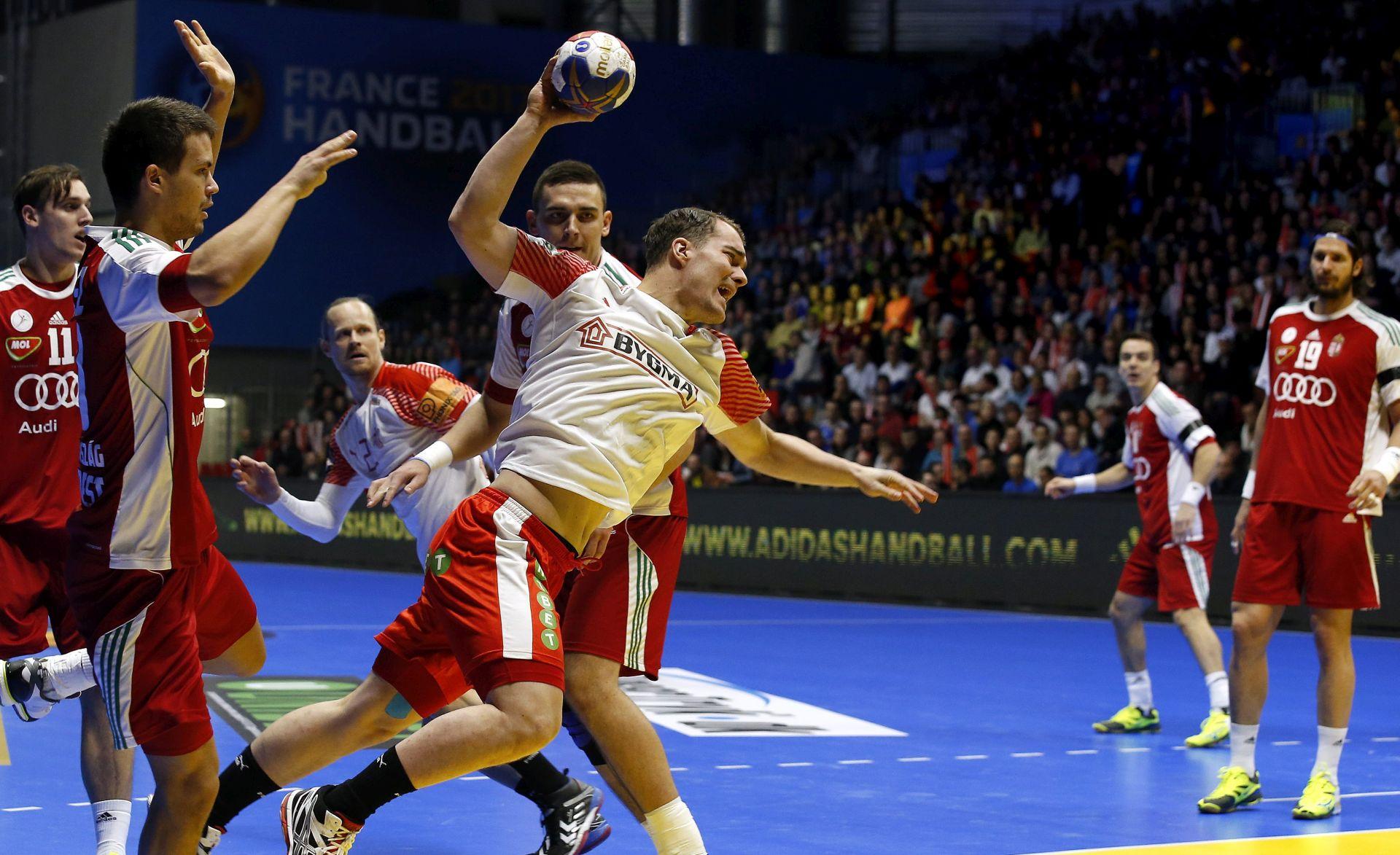 SVJETSKO RUKOMETNO PRVENSTVO Mađari iznenadili Dance, Švedska pomela Bjelorusiju