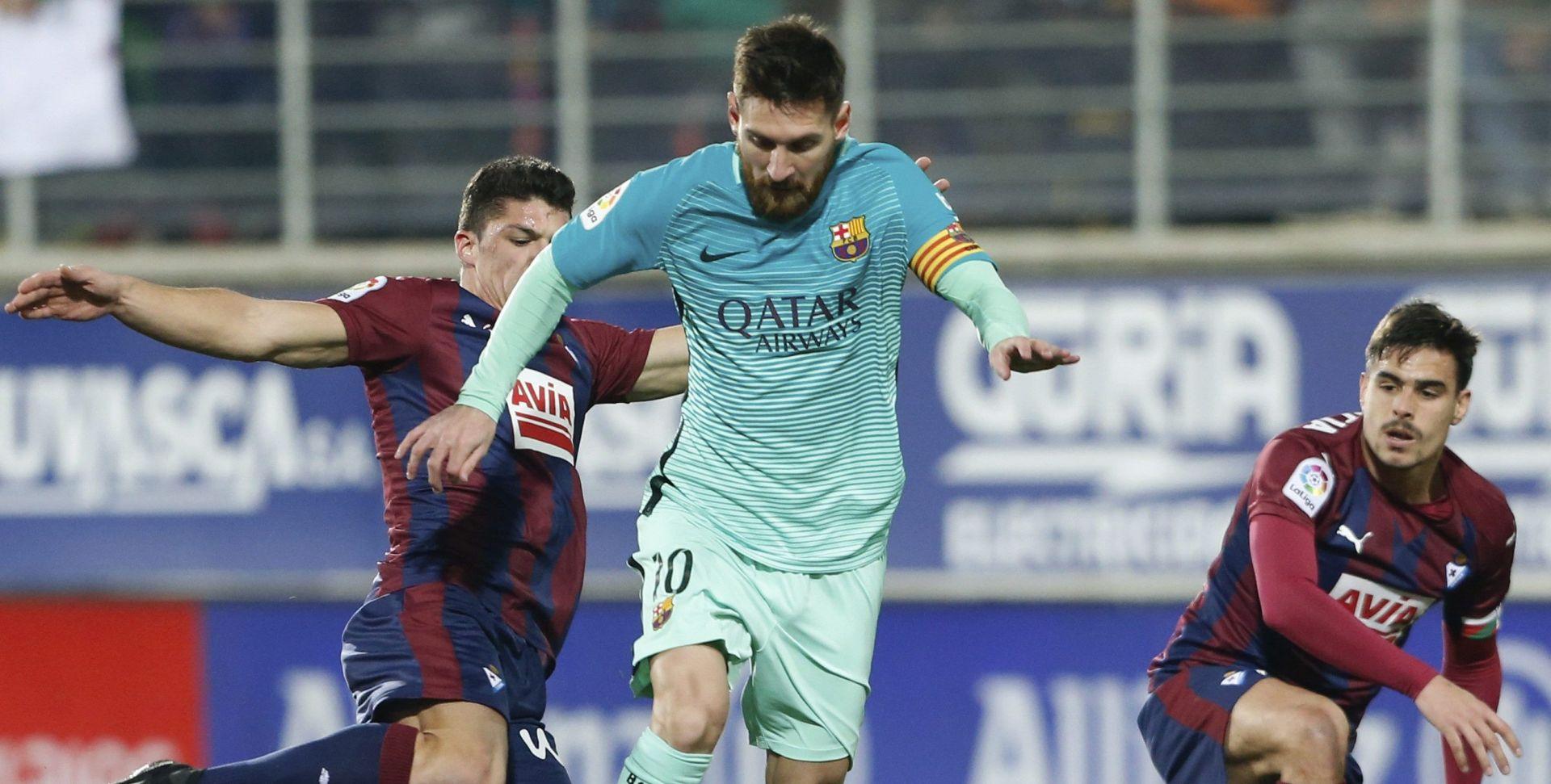 Barcelona 'četvorkom' preko Eibara, Rakitić odigrao cijelu utakmicu