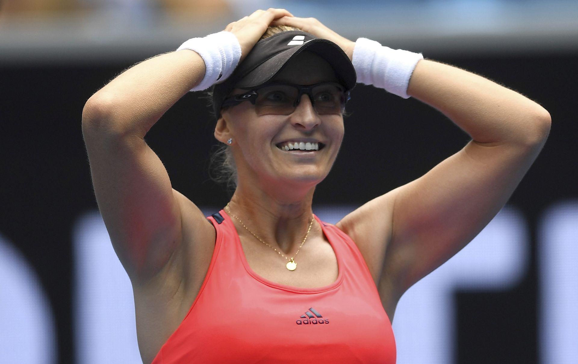 Mirjana Lučić-Baroni u četvrtfinalu Australian Opena!