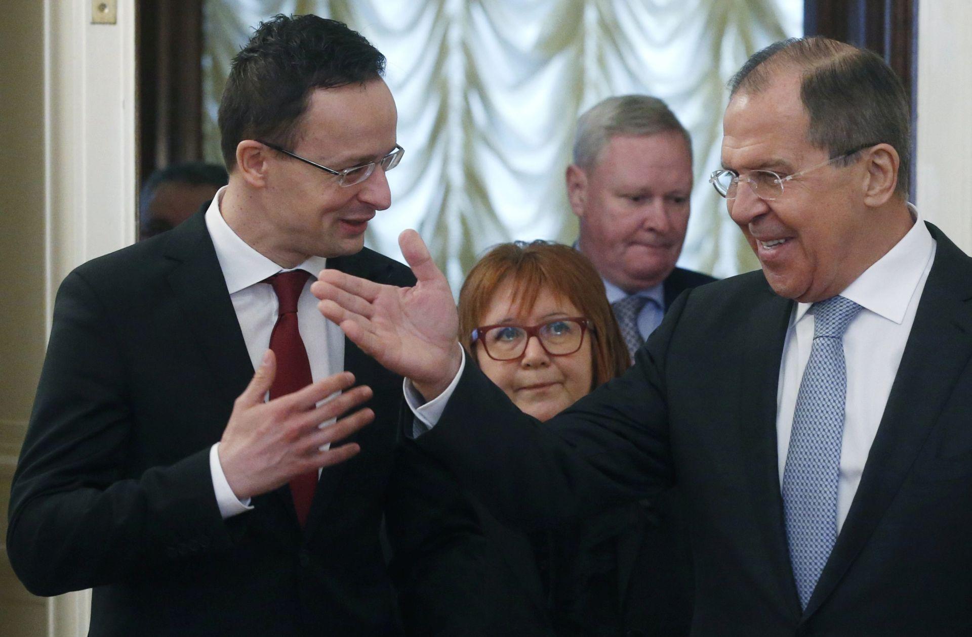 Mađarska za bliskije odnose s Rusijom, očekuje 'bitno poboljšanje' veza sa SAD-om