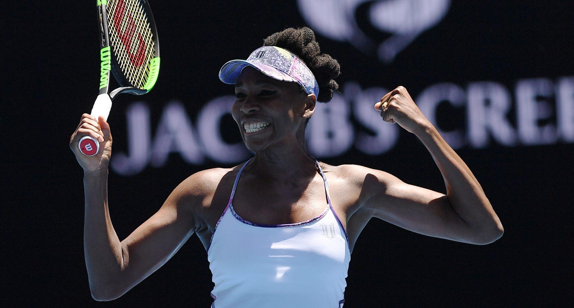 AUSTRALIAN OPEN Venus Williams u polufinalu nakon 14 godina