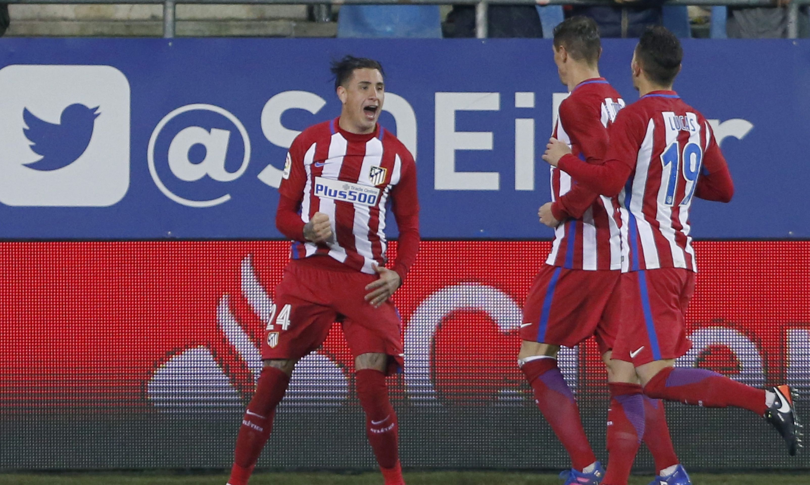 KUP KRALJA Atletico potvrdio polufinale