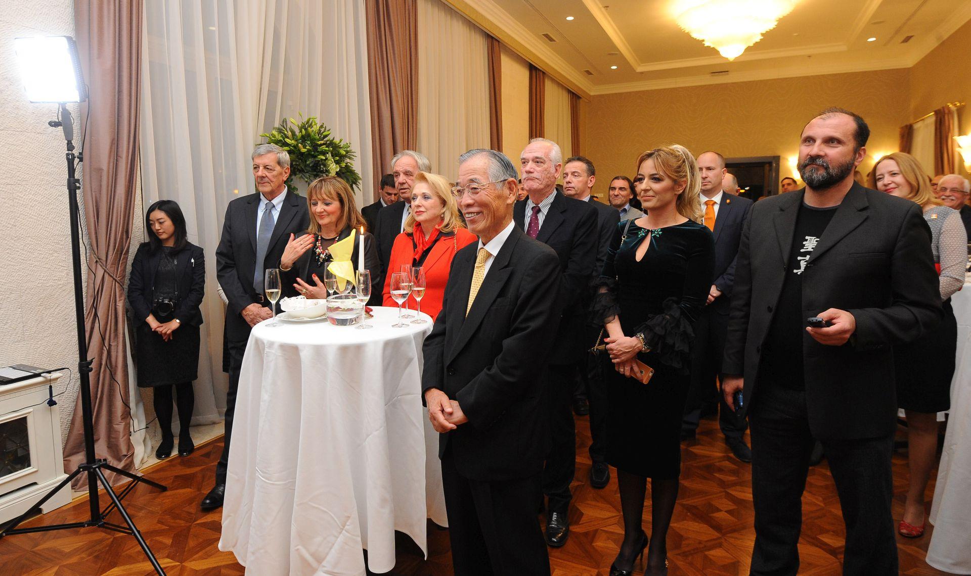 Svečano otvorenje počasnog konzulata Japana u Splitu