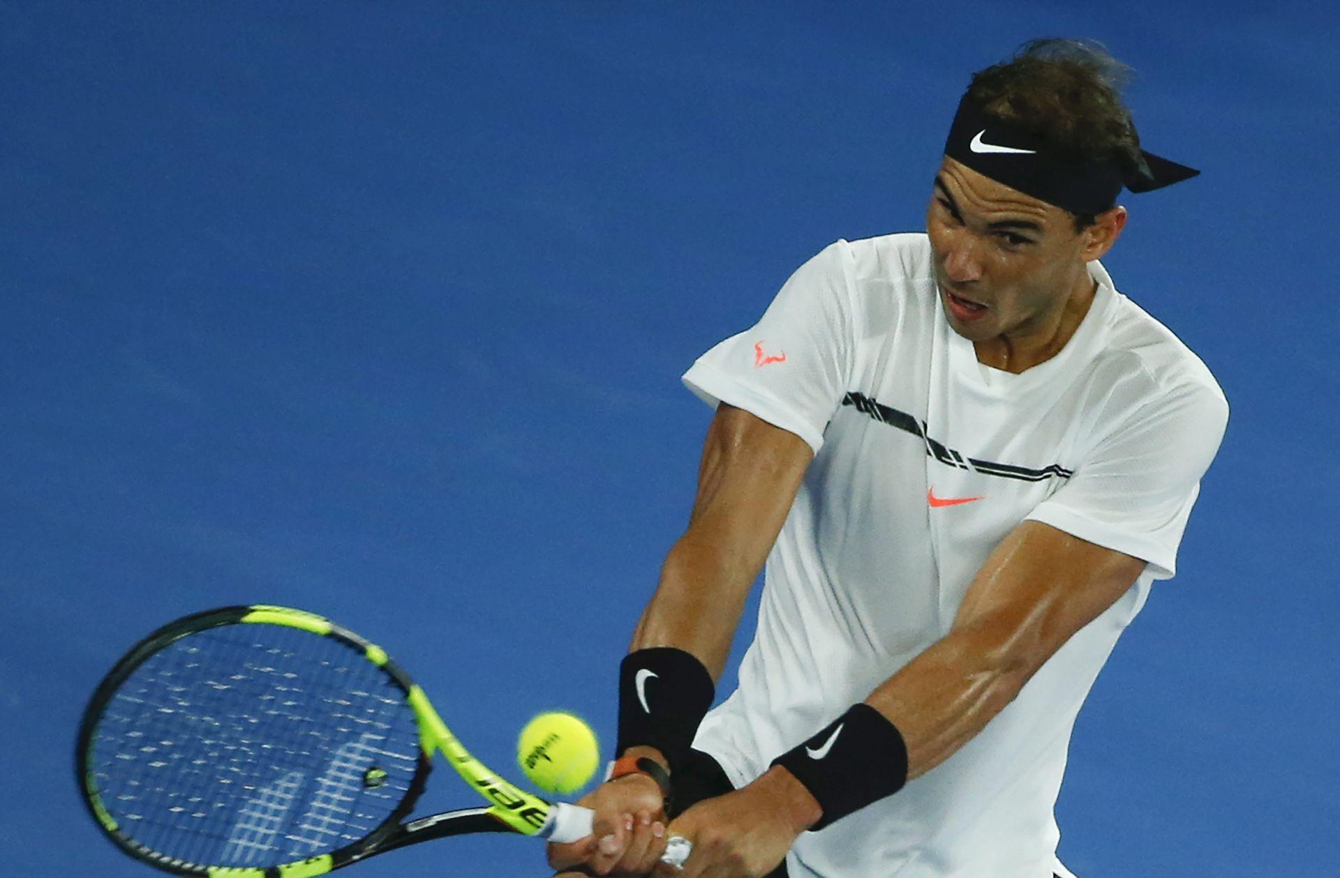 AUSTRALIAN OPEN Nadal u finalu protiv Federera