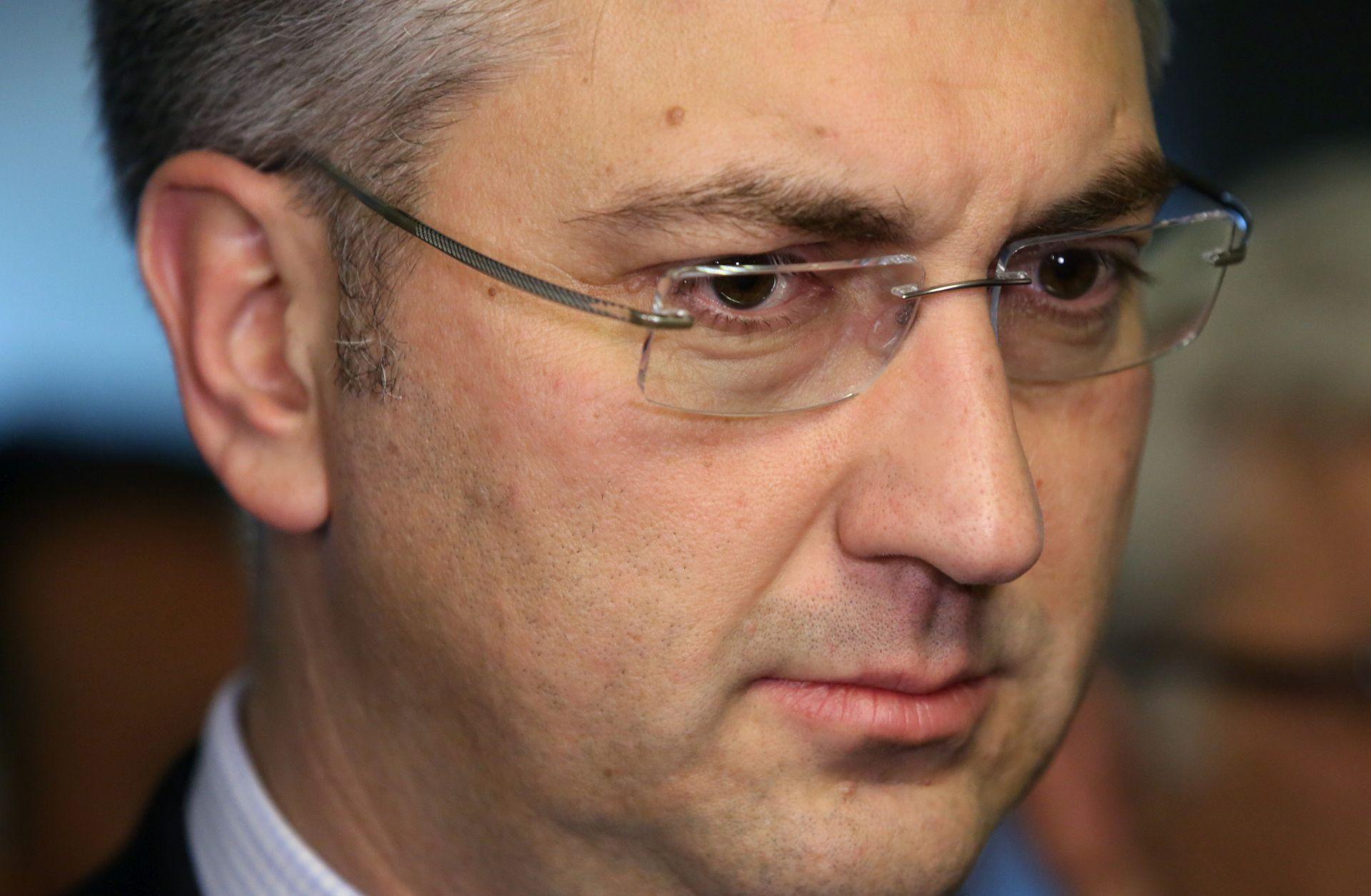 Premijer Plenković s predstavnicima Francuske udruge poslodavaca