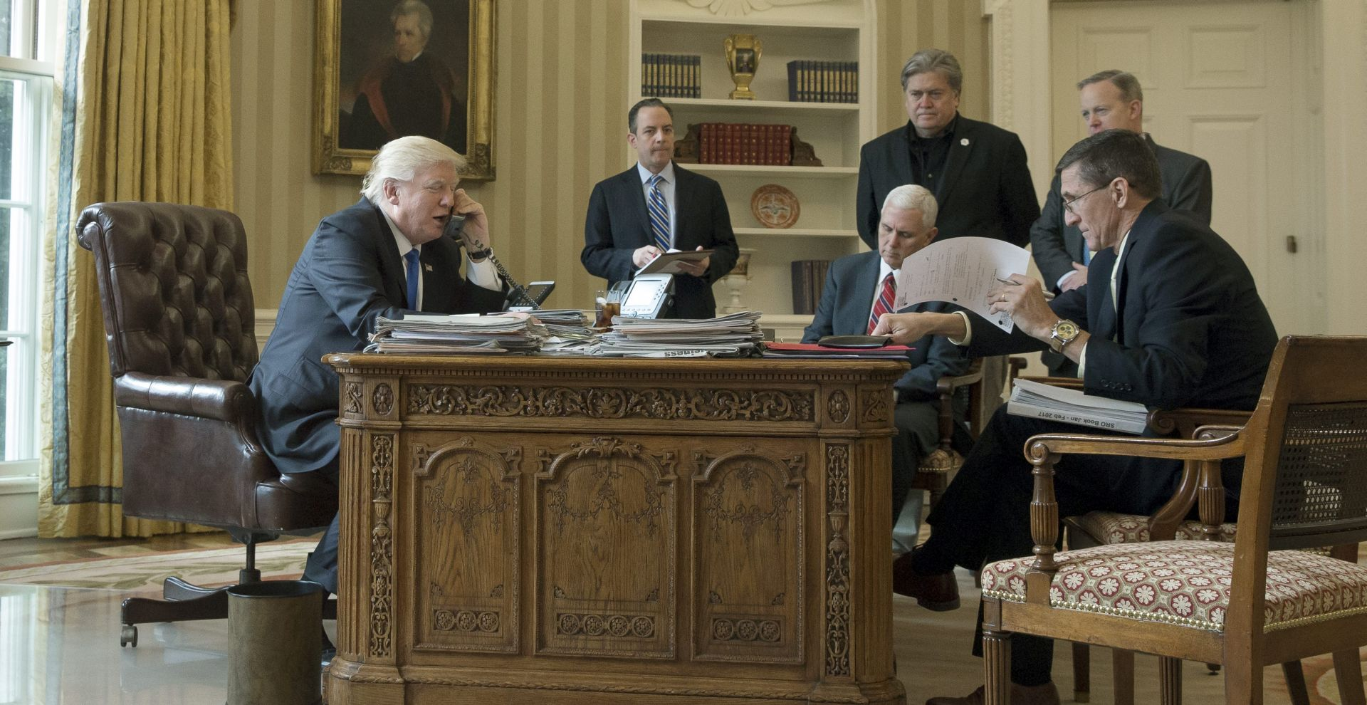 TELEFONSKI POZIV Donald Trump 50 minuta razgovarao s Vladimirom Putinom