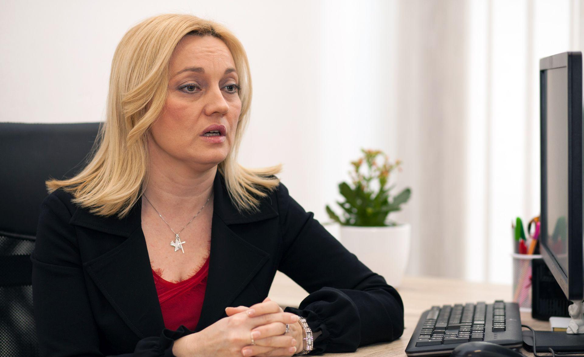 INTERVJU Marijana Petir: Iz HSS-a neću izaći, očekujem da Ministarstvo uprave odradi svoj posao