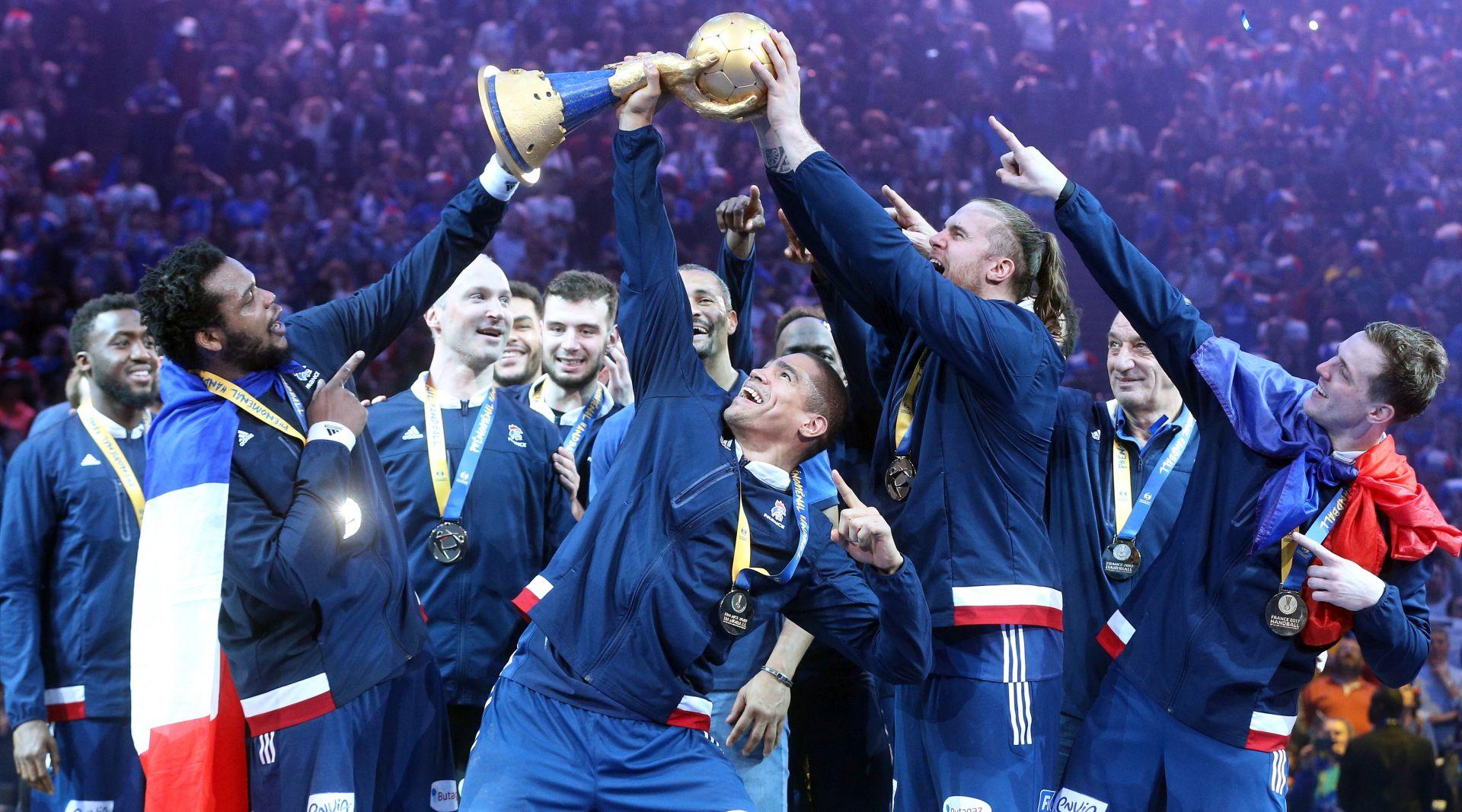 SP rukomet – Francuzima šesto svjetsko zlato