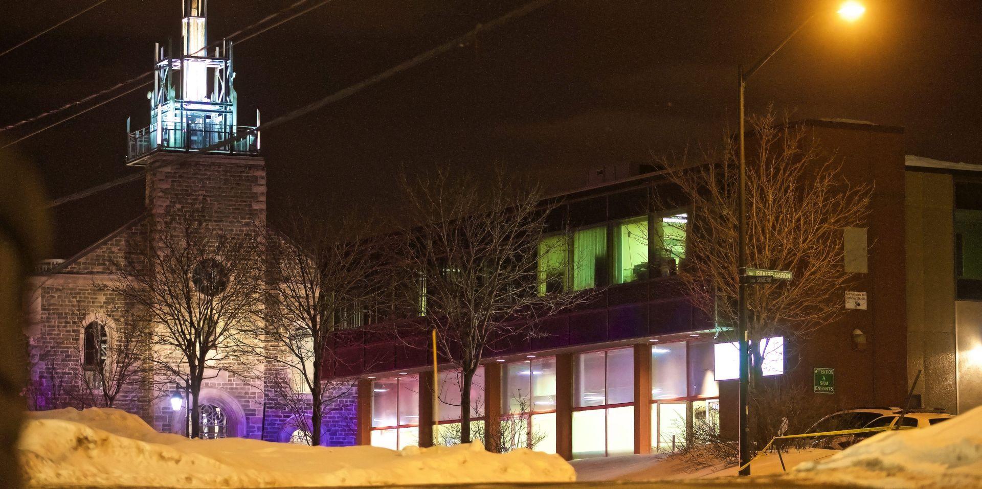 Napadač u džamiji u Quebecu optužen za teška ubojstva i pokušaje ubojstava