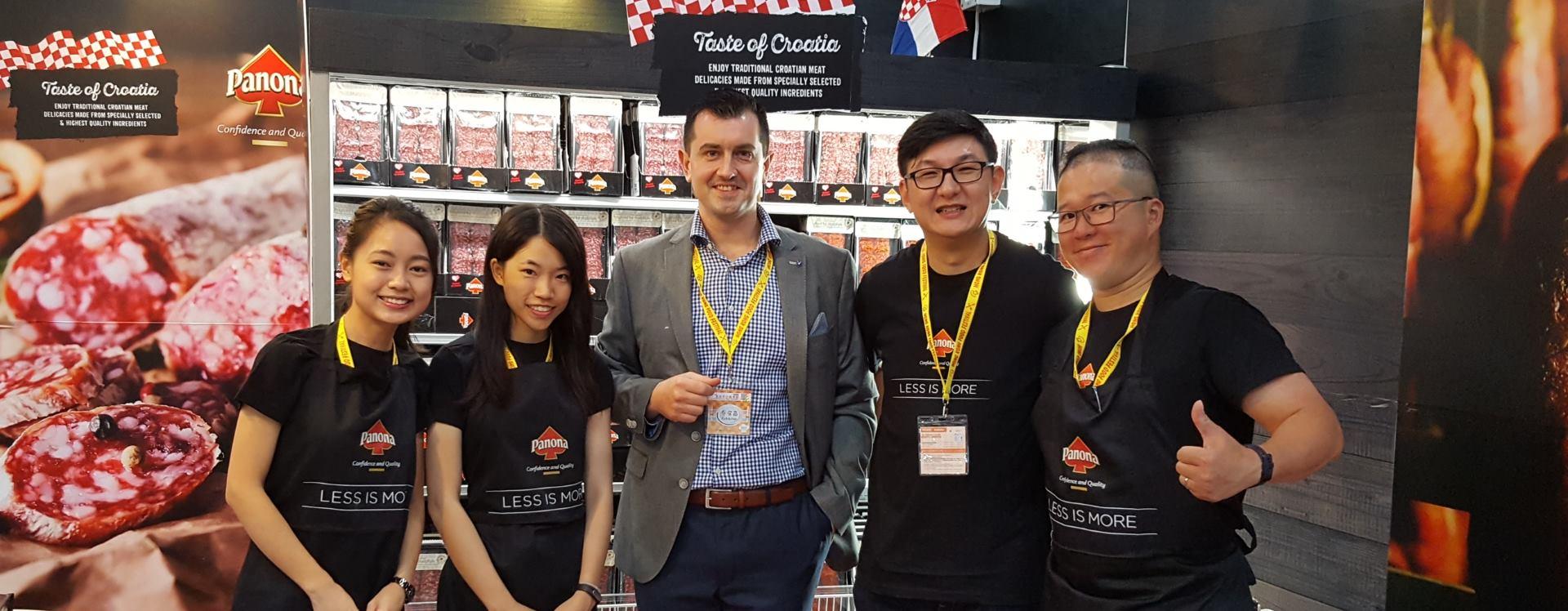PIK Vrbovec i Belje predstavili autohtone proizvode na 14. Hong Kong Food Festivalu