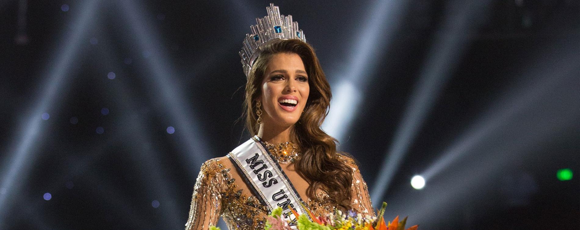 FOTO: Miss Francuske Iris Mittenaere nova je Miss Universe