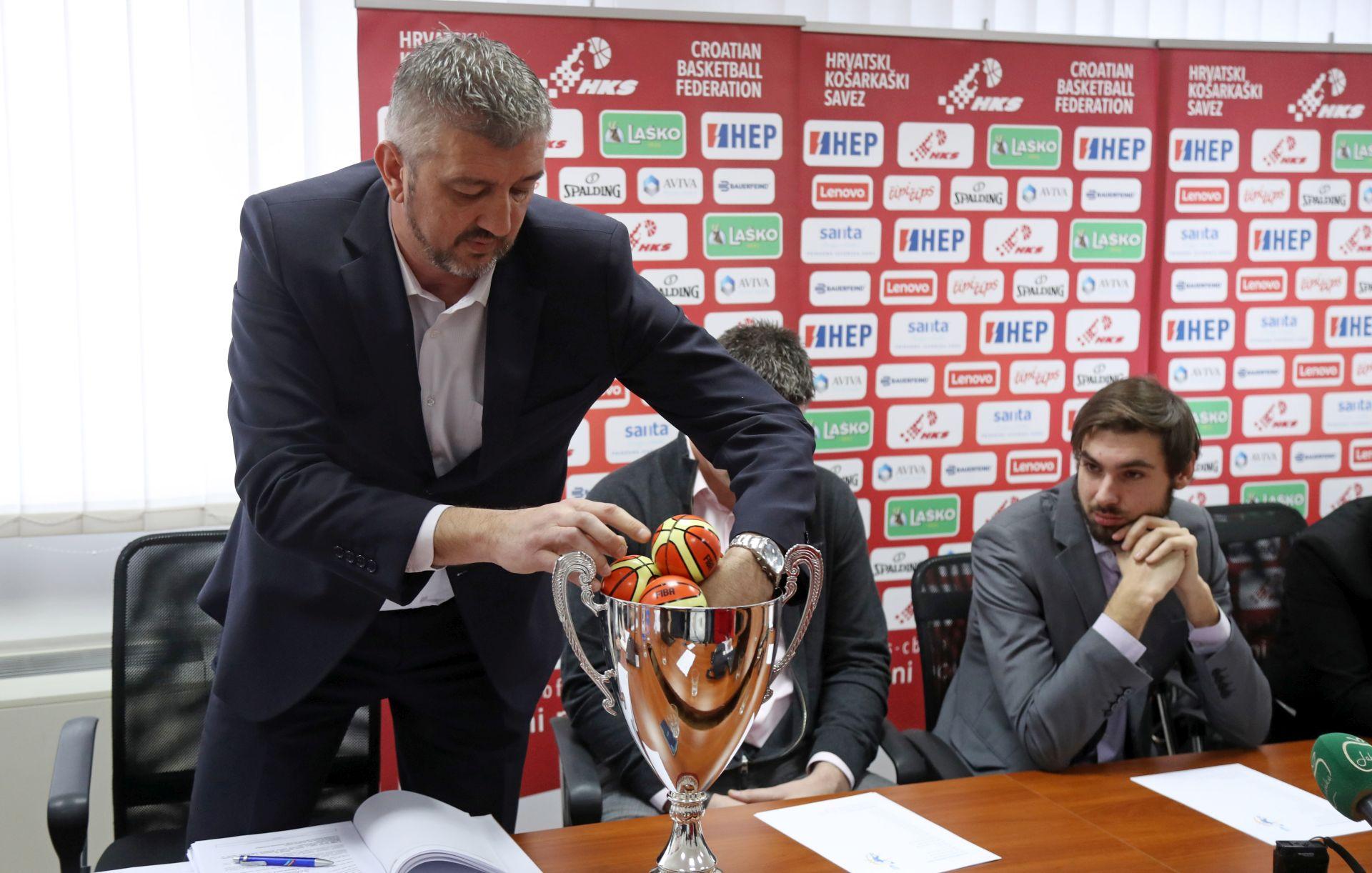 KUP K.ĆOSIĆA: Split – Zadar, Cibona – Šibenik u četvrtfinalu