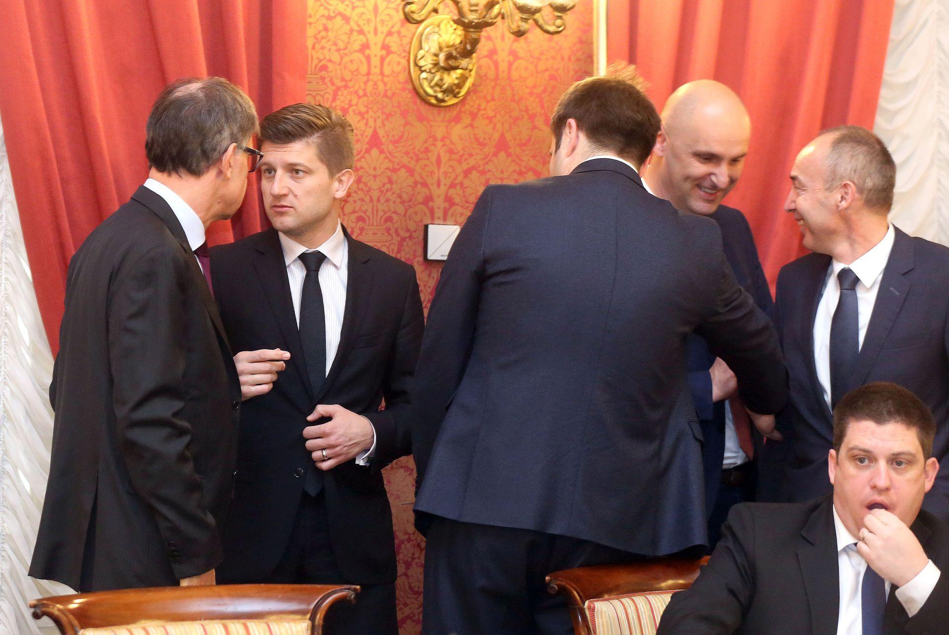 MINISTAR FINANCIJA: Hrvatska ima političku stabilnost potrebnu za provedbu reformi