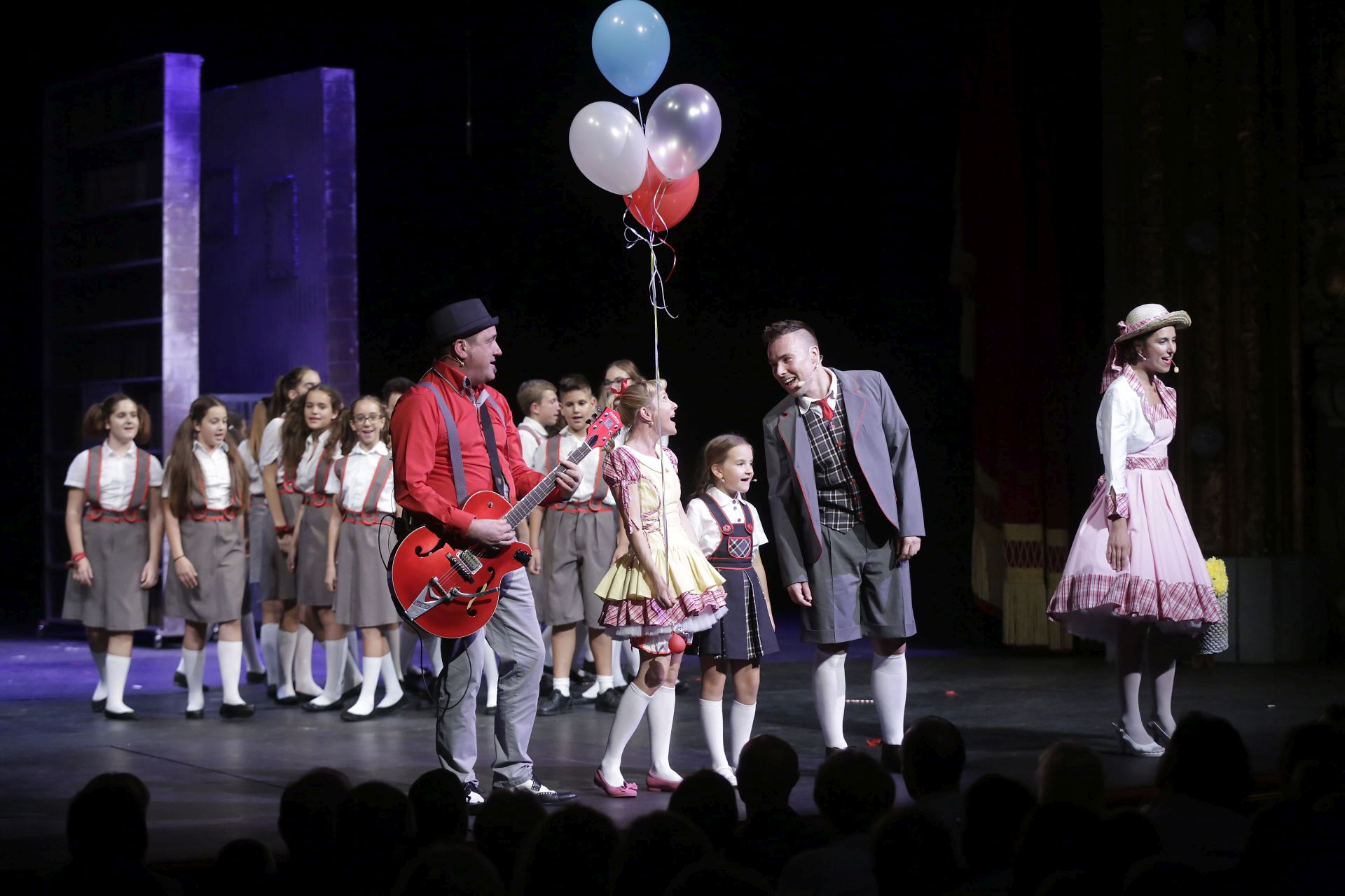 Mjuzikl 'Matilda' 22. siječnja u zagrebačkom HNK