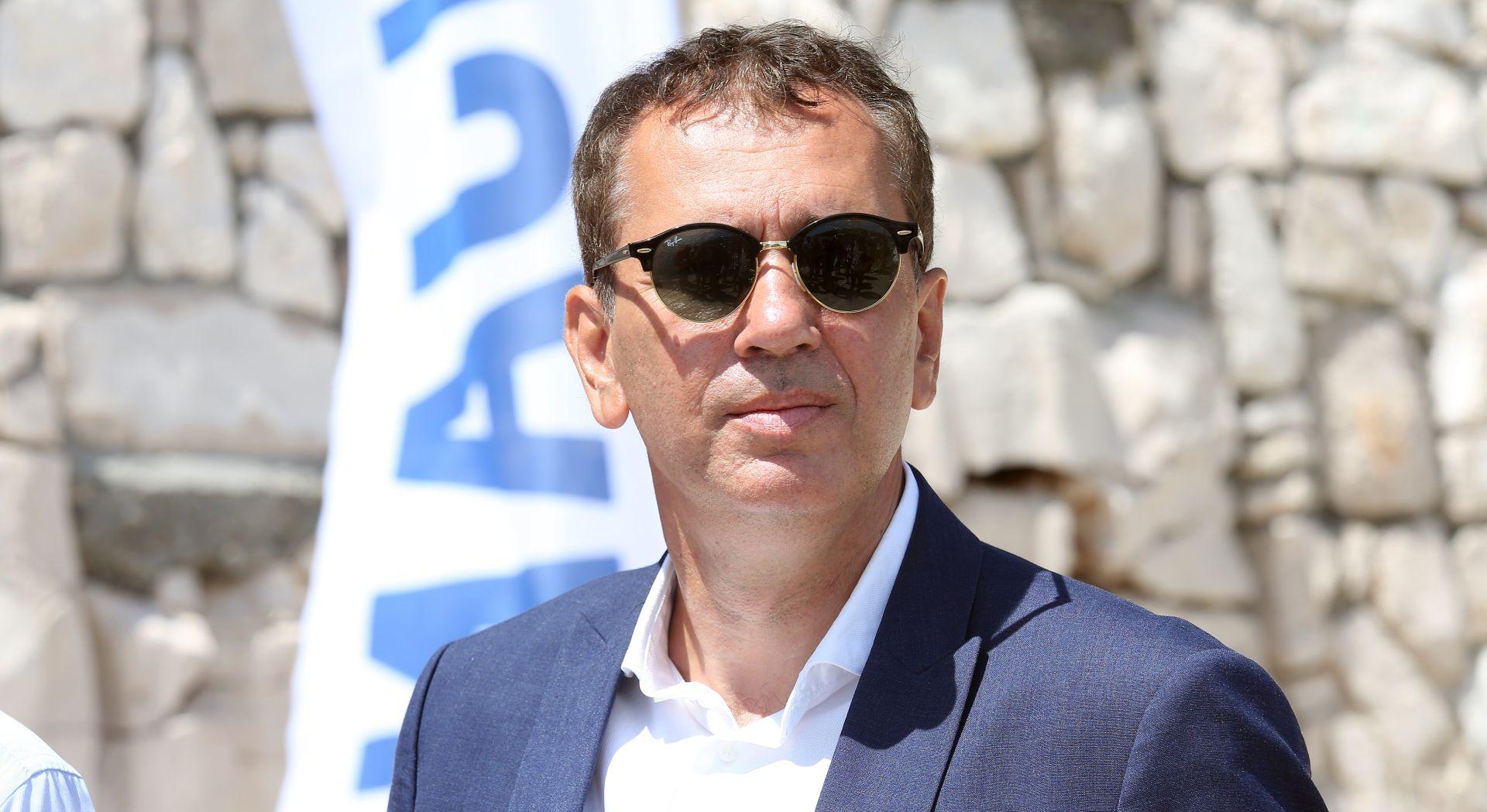 Most predstavio Pauletića kao kandidata za gradonačelnika Splita