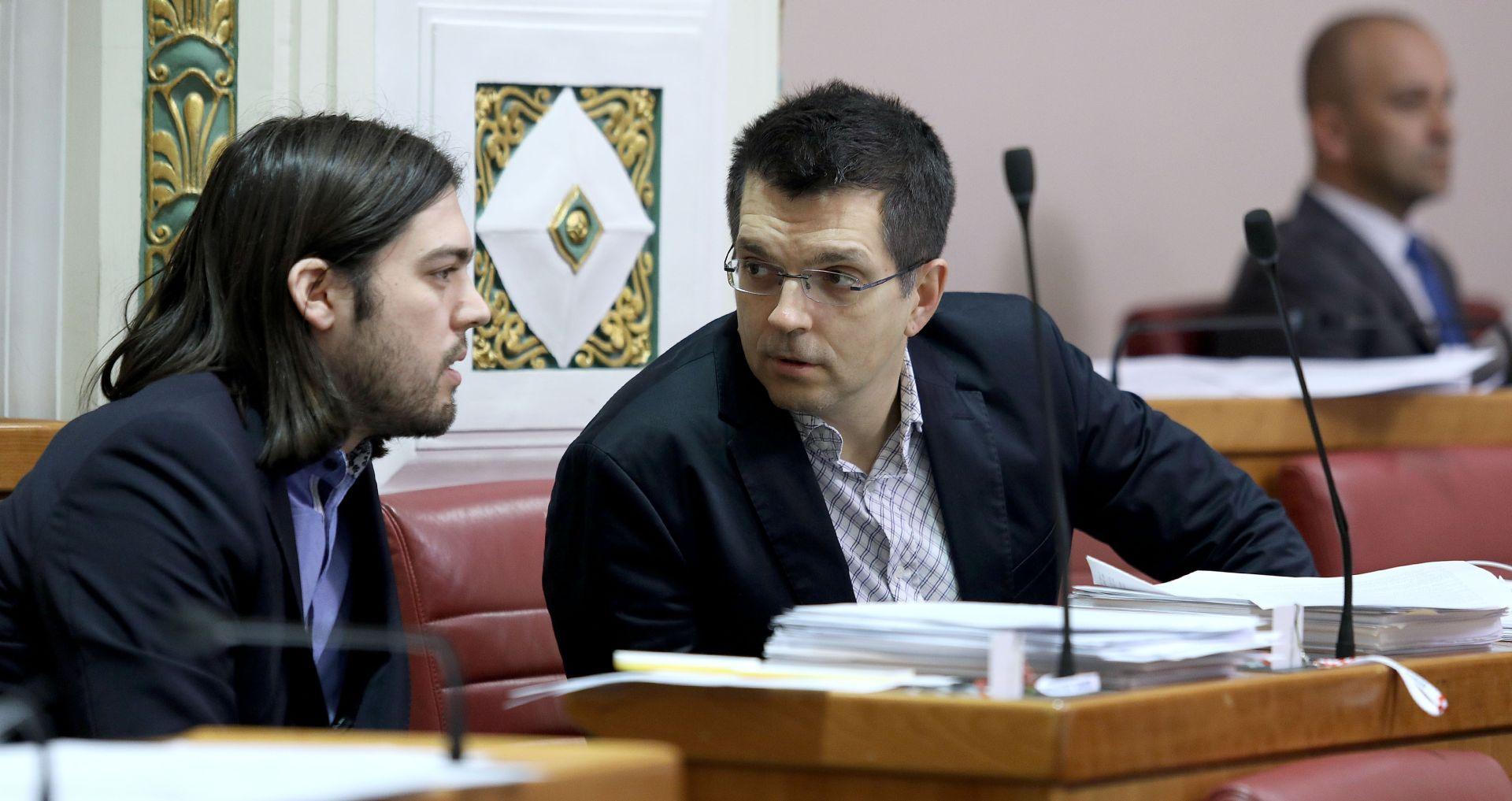 Sinčić i Bunjac požalili se Odboru za Ustav