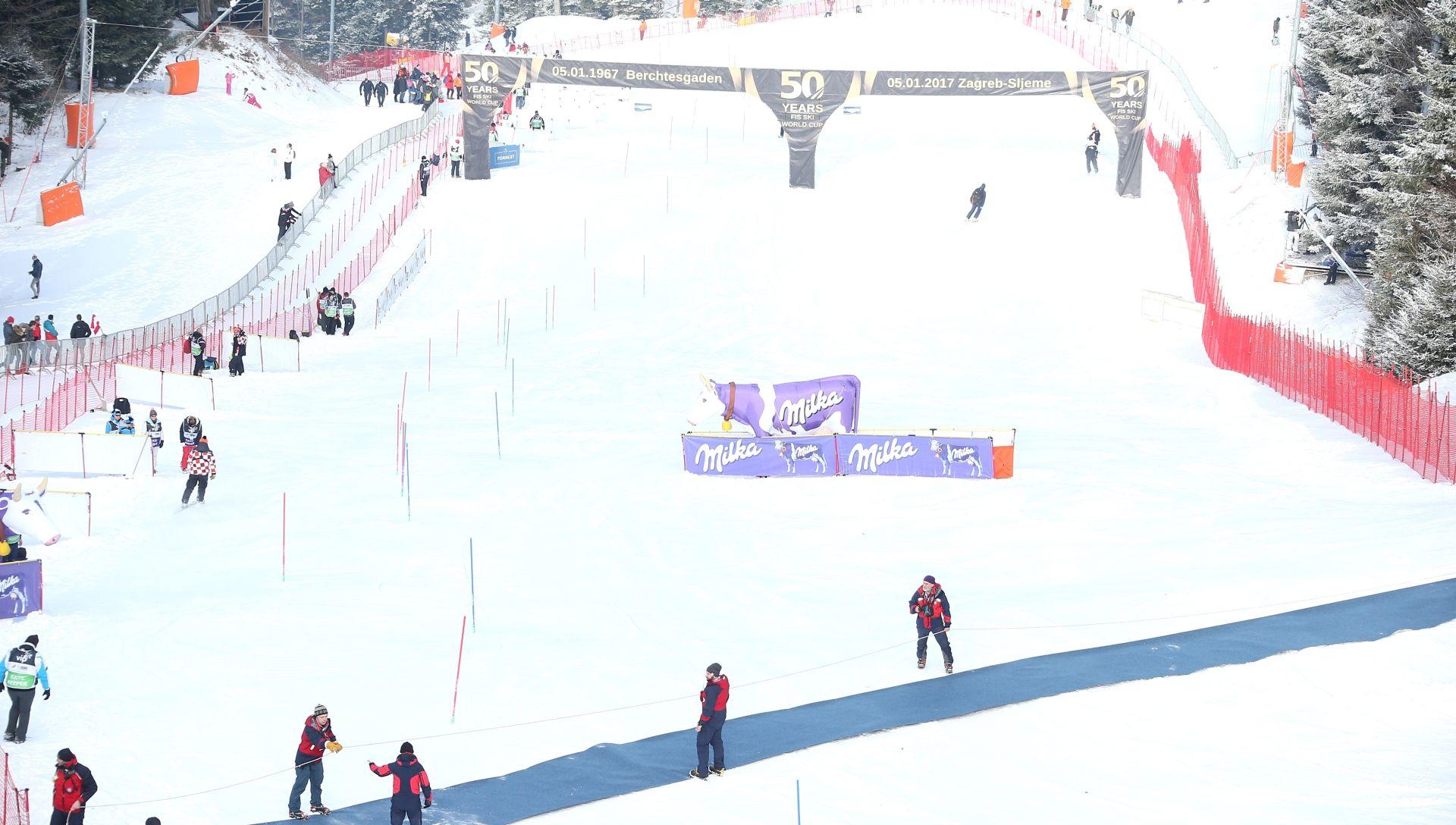 SNJEŽNA KRALJICA Odustala najbolja svjetska slalomašica Mikaela Shiffrin