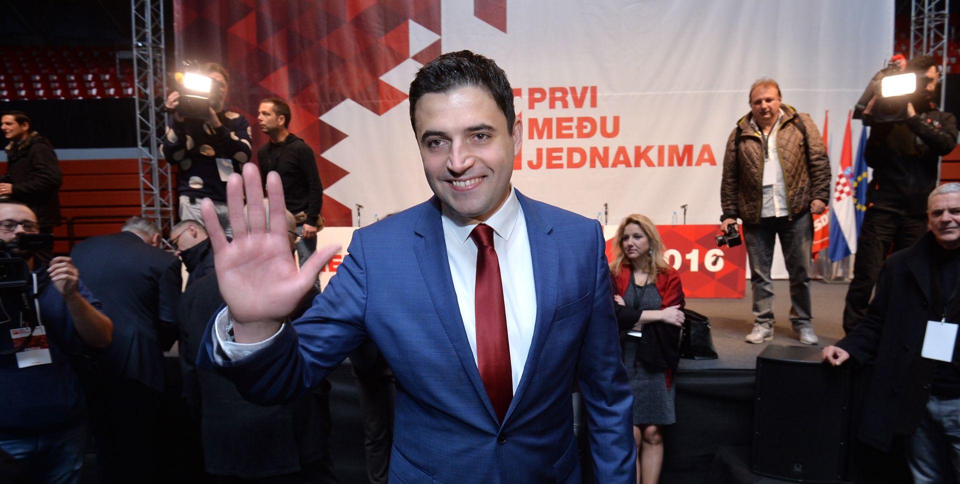 BERNARDIĆ 'SDP će na lokalnim izborima pokazati da ne odustaje'