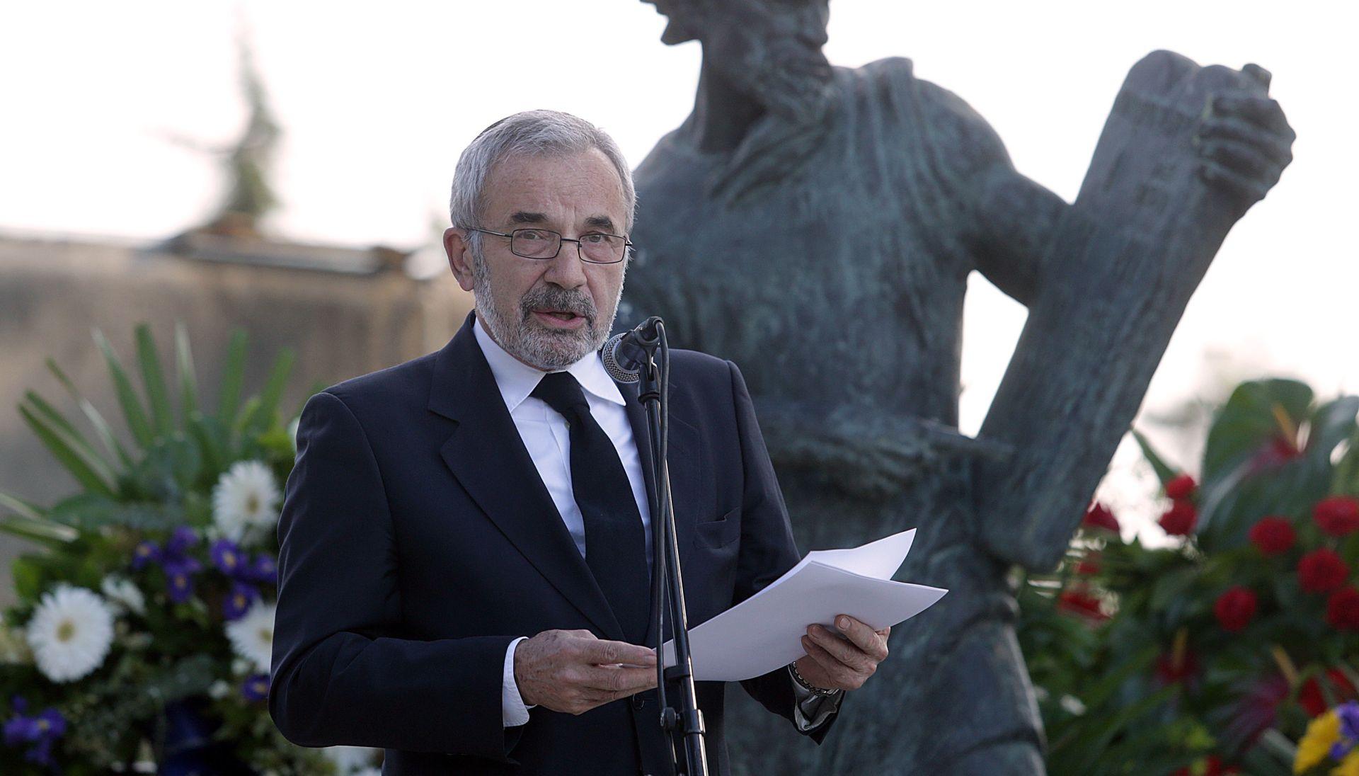 Kraus pozvao Hrvatsku da zakonom zabrani ustaške simbole