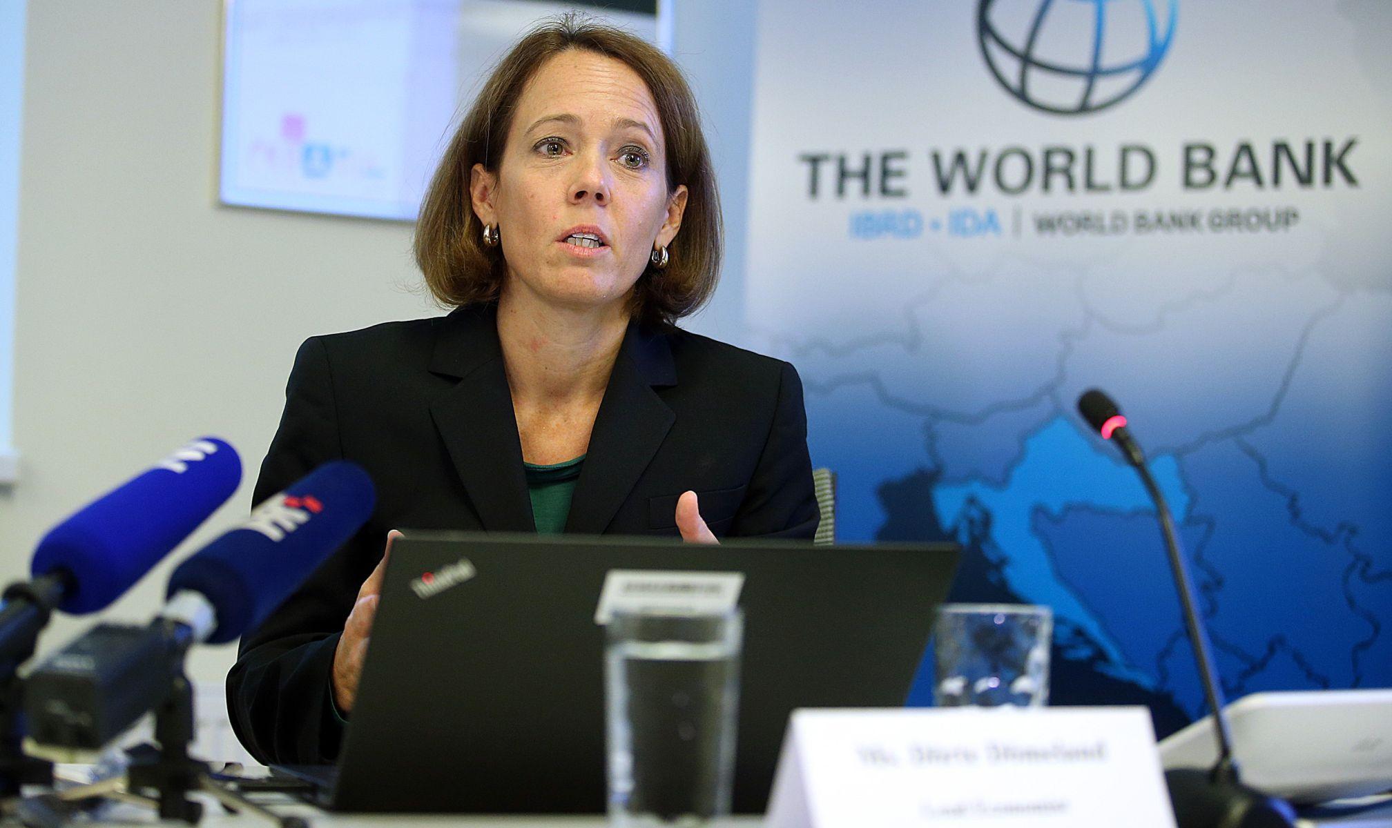 SVJETSKA BANKA Globalni rast blago ubrzava, za Hrvatsku podignute procjene rasta