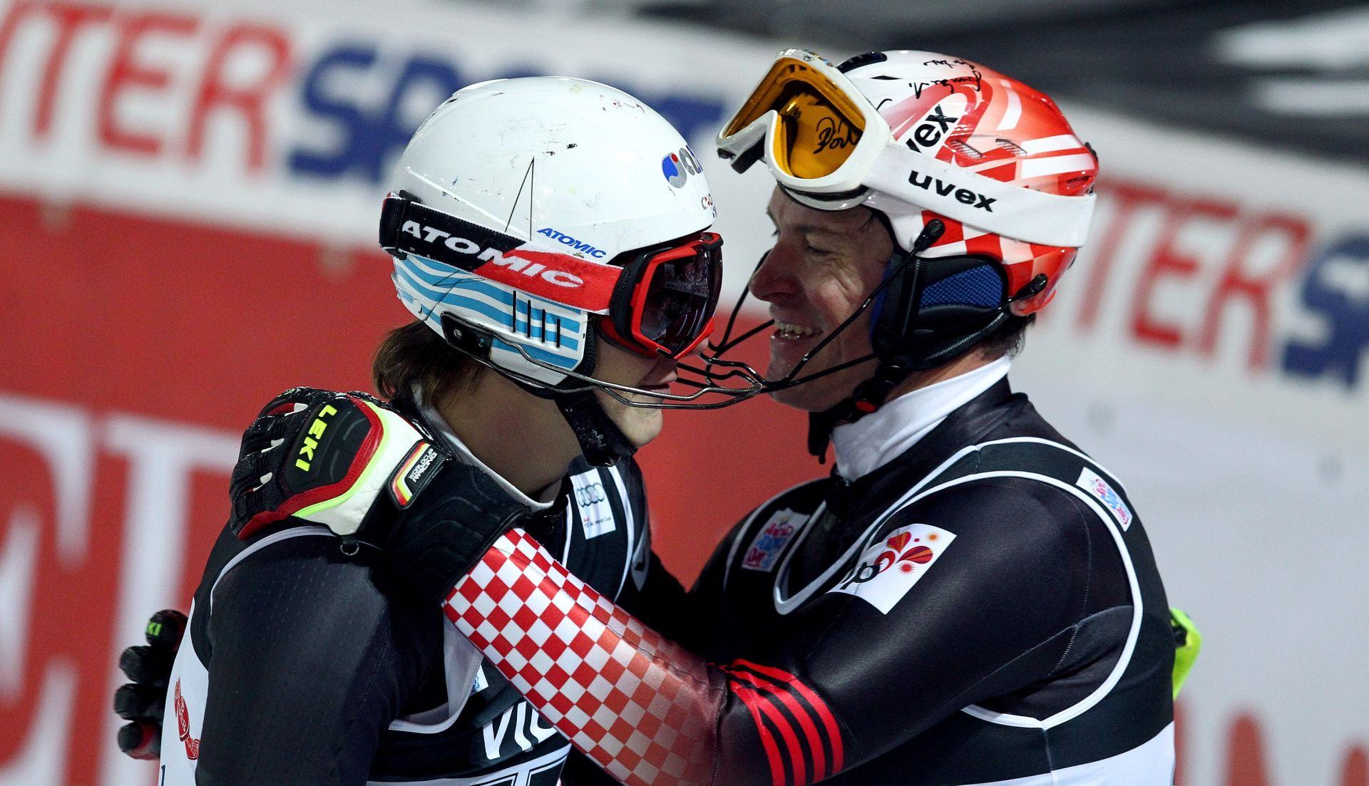 KOMBINACIJA U WENGENU Čak tri Hrvata u prvih 15 nakon slaloma