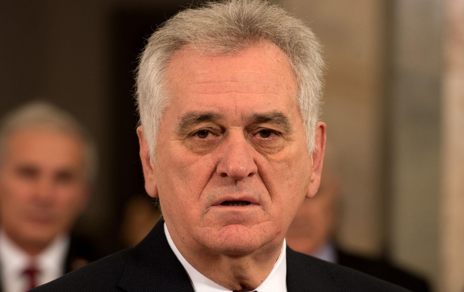 Srbijanski predsjednik ne računa na premijerovu kandidaturu za šefa države