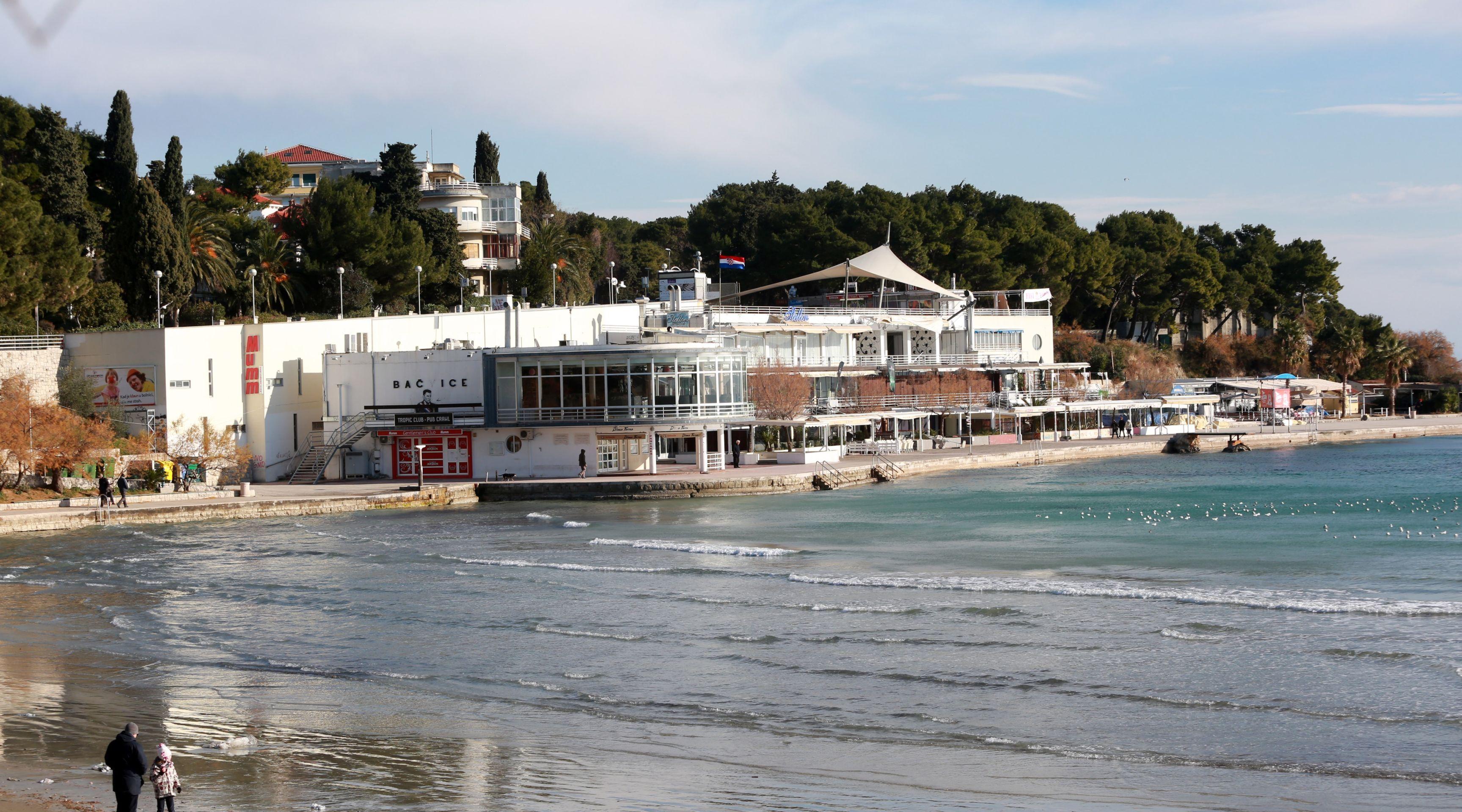 U Splitu najniža temperatura u posljednjih više od pola stoljeća
