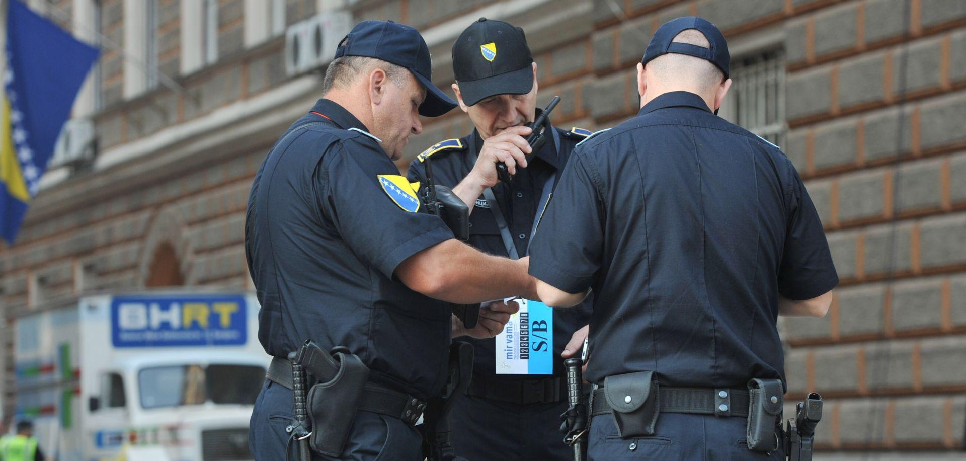 SARAJEVO zbog dojave o bombi evakuirane zgrade Suda i Vlade Kantona Sarajevo