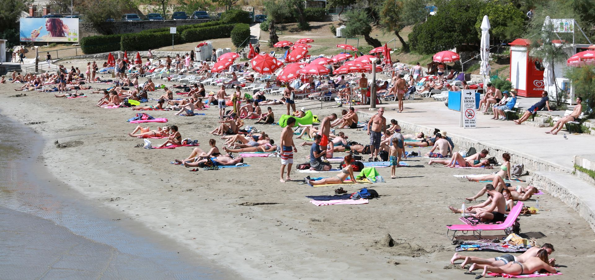 7,9 milijardi eura prihoda od stranih gostiju u prvih devet mjeseci 2016.
