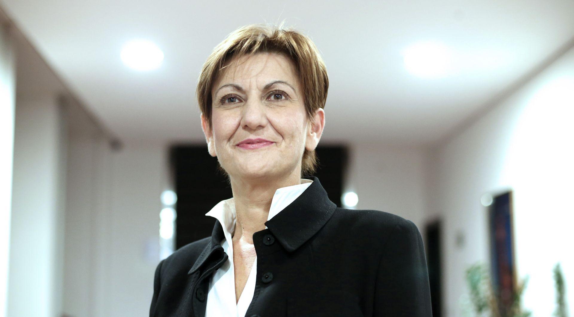 MARTINA DALIĆ 'Prodaja dionica HEP-a odluka cijele Vlade'