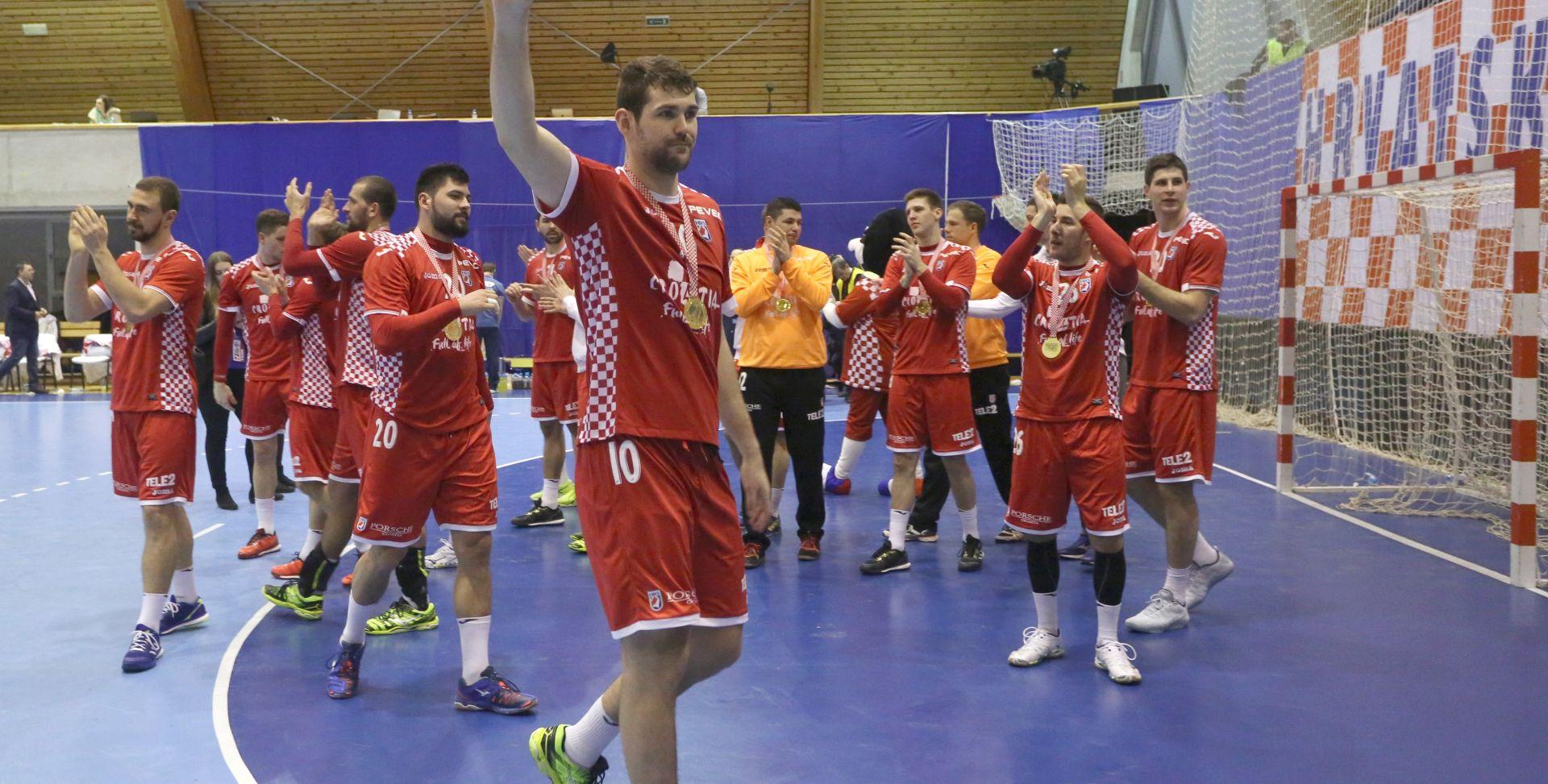POČINJE SVJETSKO PRVENSTVO U FRANCUSKOJ Francuzi love šesto zlato, Hrvatska šestu medalju