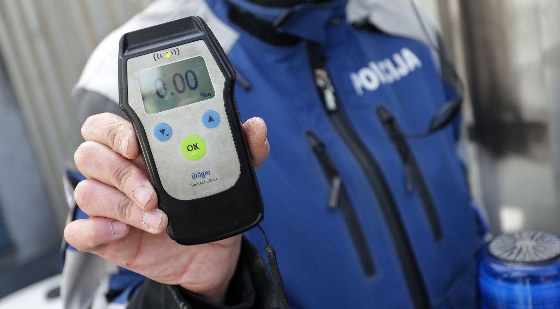 Policija tijekom vikenda u Zagrebu provodi pojačan nadzor prometa
